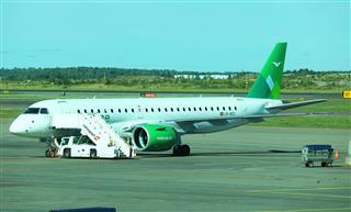 LIULIU瑞典芬蘭行 E190-E2,A220,SSJ-100特輯