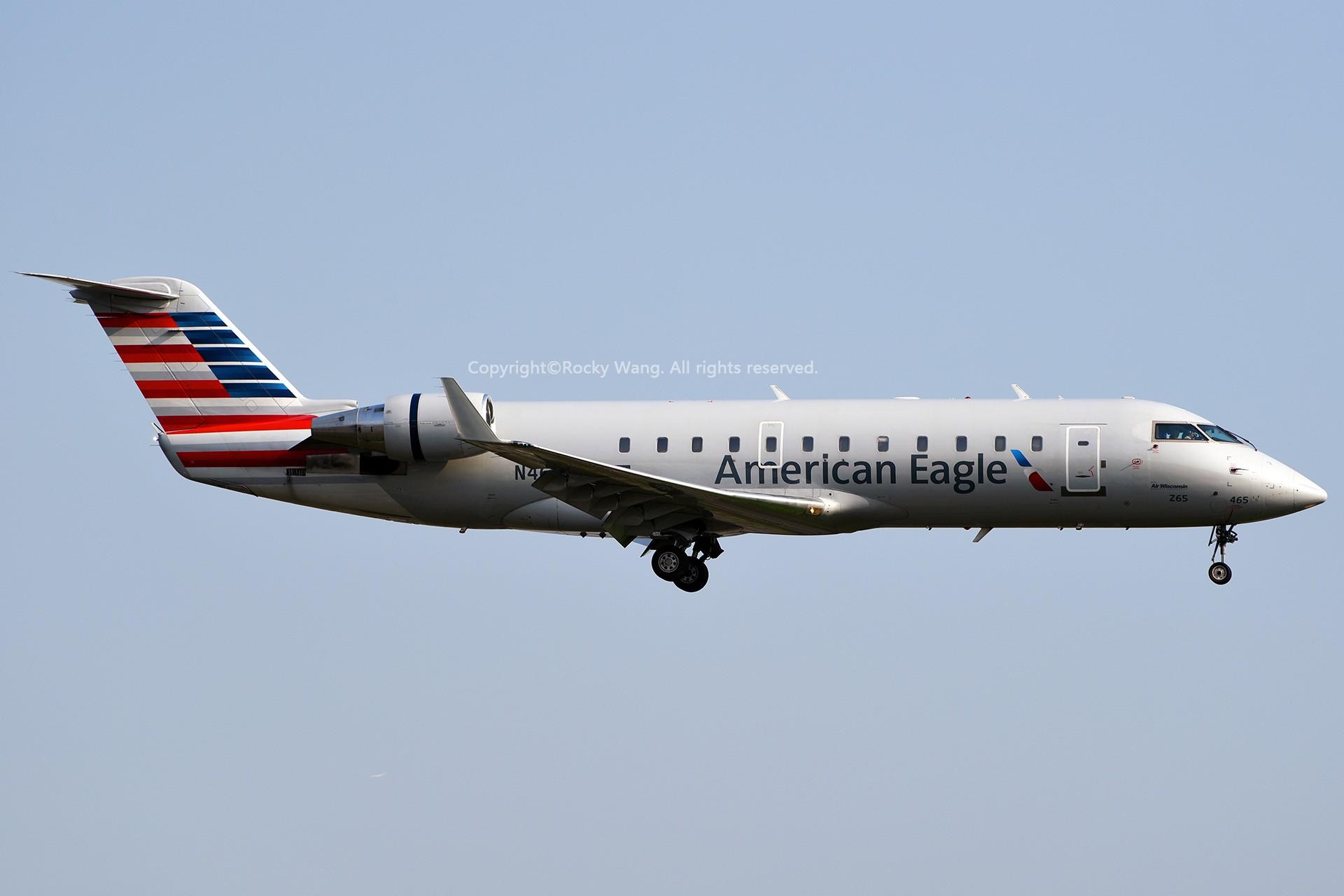 Re:[原创]CYUL 30图 BOMBARDIER CRJ-200ER N465AW Montreal Pierre Elliott Trudeau Int'l Ai