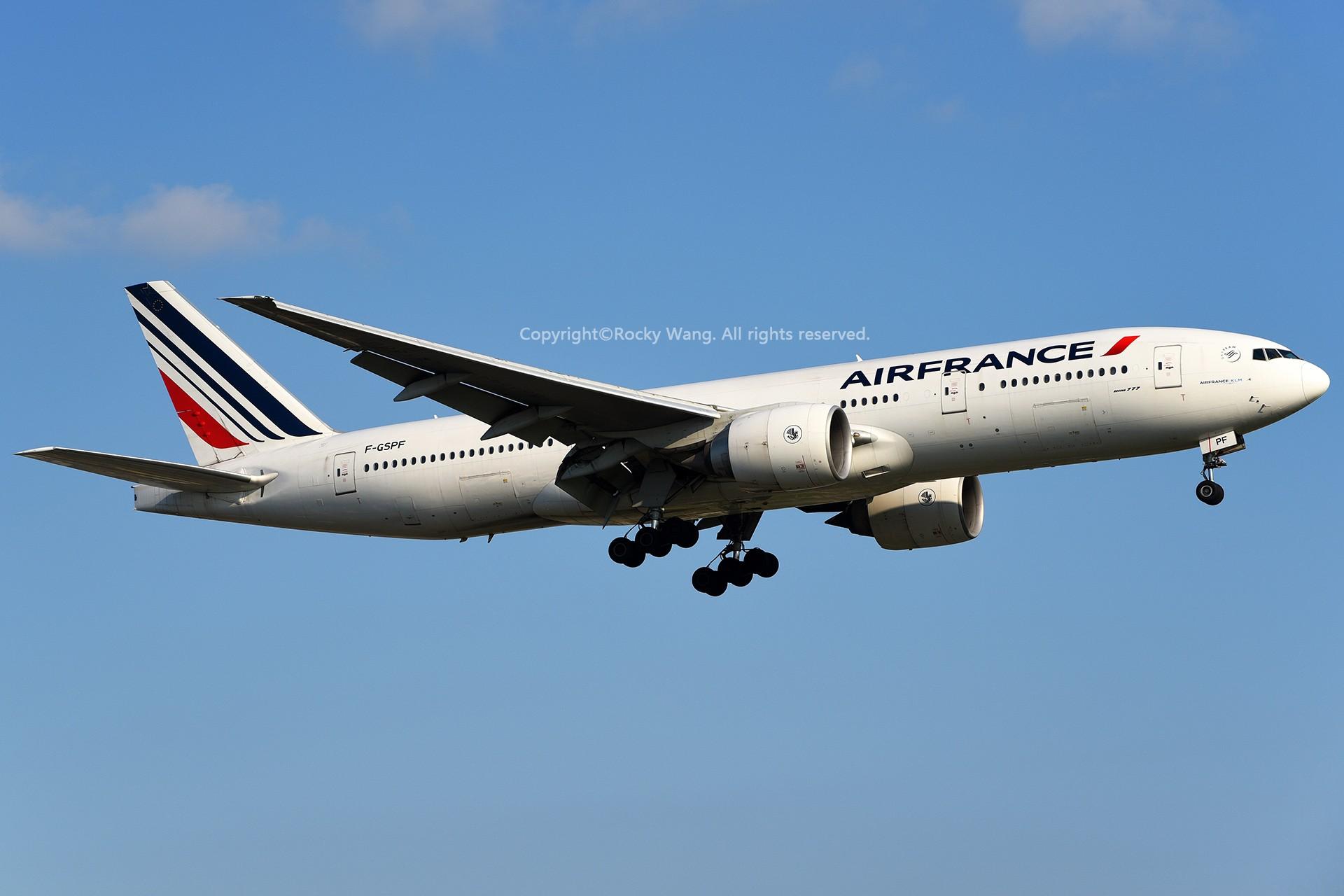 Re:[原创]CYUL 30图 BOEING 777-228(ER) F-GSPF Montreal Pierre Elliott Trudeau Int'l Ai