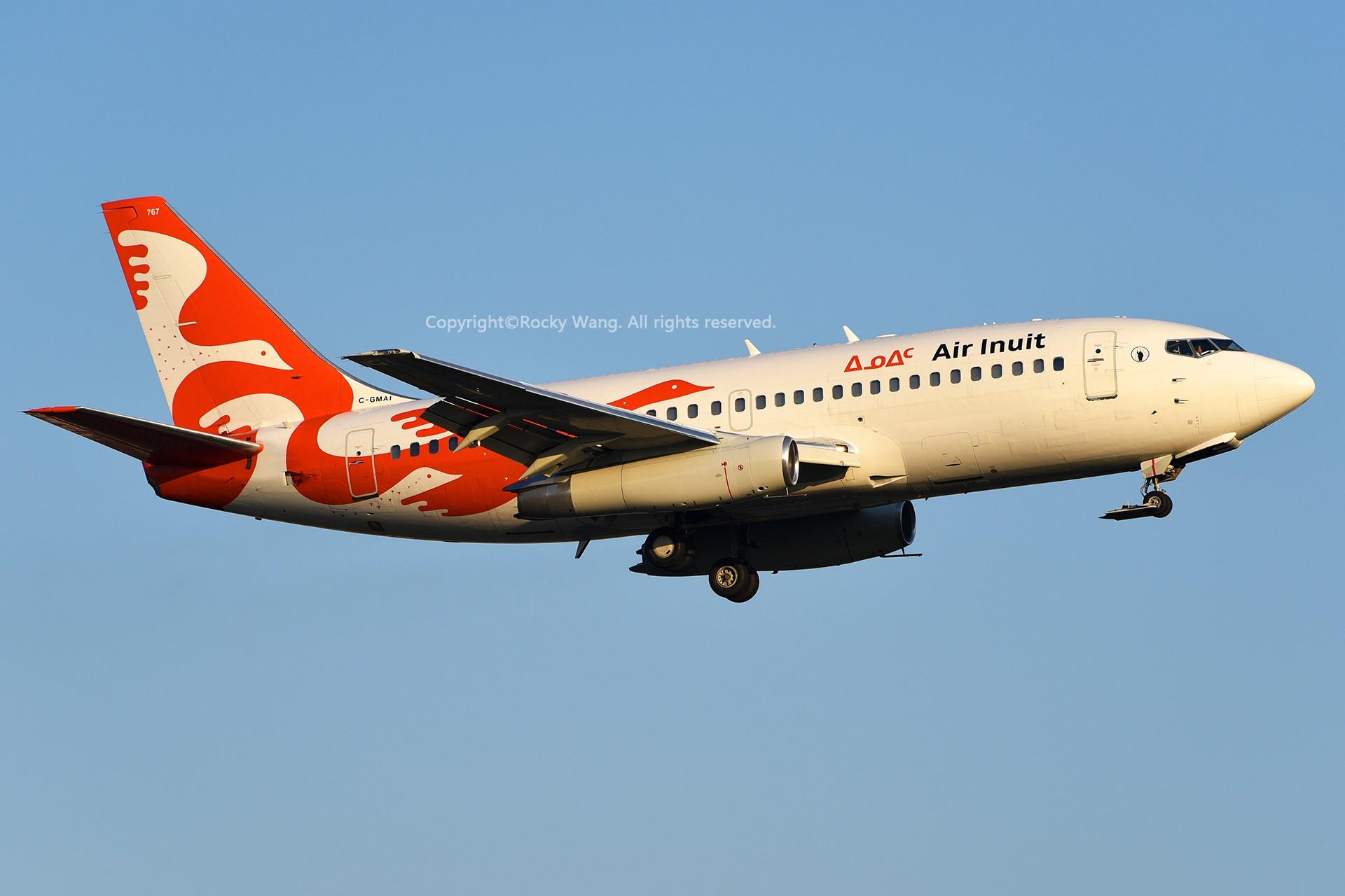 Re:[原创]CYUL 30图 BOEING 737-2Q2C(ADV) C-GMAI Montreal Pierre Elliott Trudeau Int'l Ai