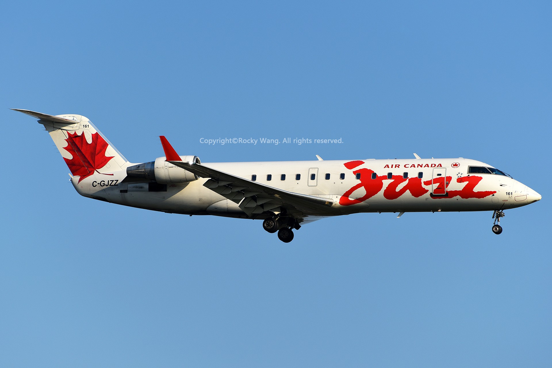 Re:[原创]CYUL 30图 BOMBARDIER CRJ-200ER C-GJZZ Montreal Pierre Elliott Trudeau Int'l Ai
