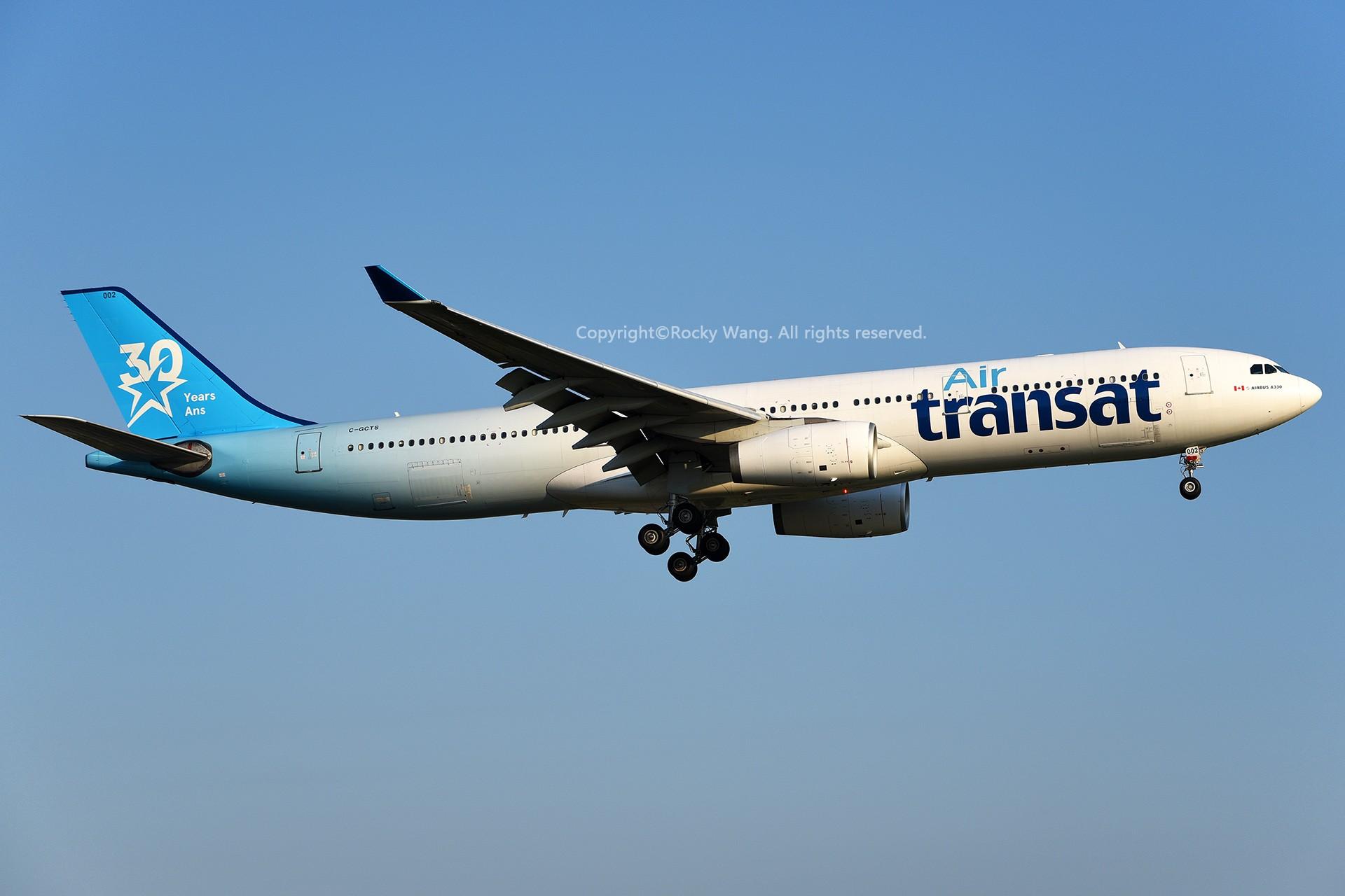 Re:[原创]CYUL 30图 AIRBUS A330-342 C-GCTS Montreal Pierre Elliott Trudeau Int'l Ai