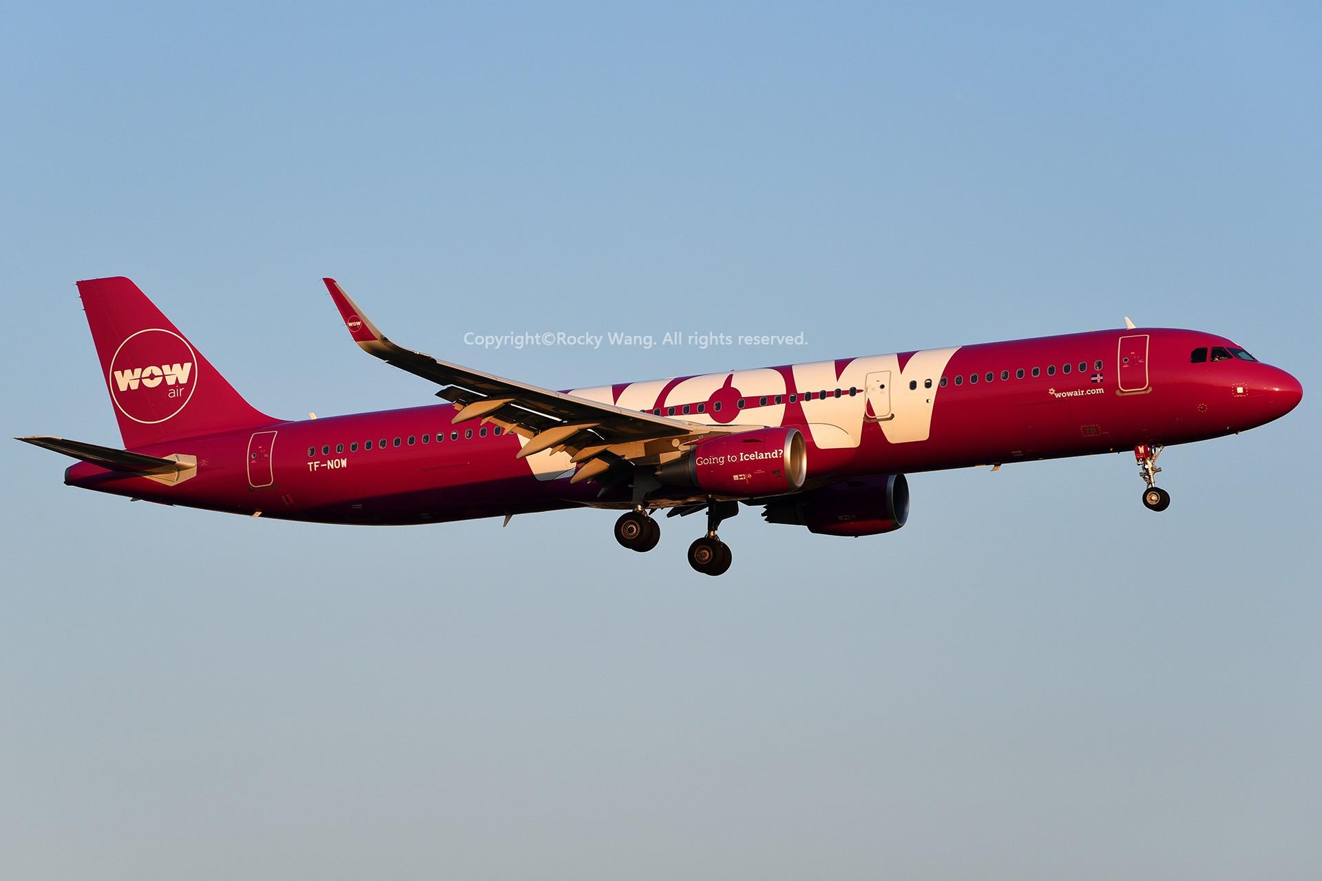 Re:[原创]CYUL 30图 AIRBUS A321-211 TF-NOW Montreal Pierre Elliott Trudeau Int'l Ai