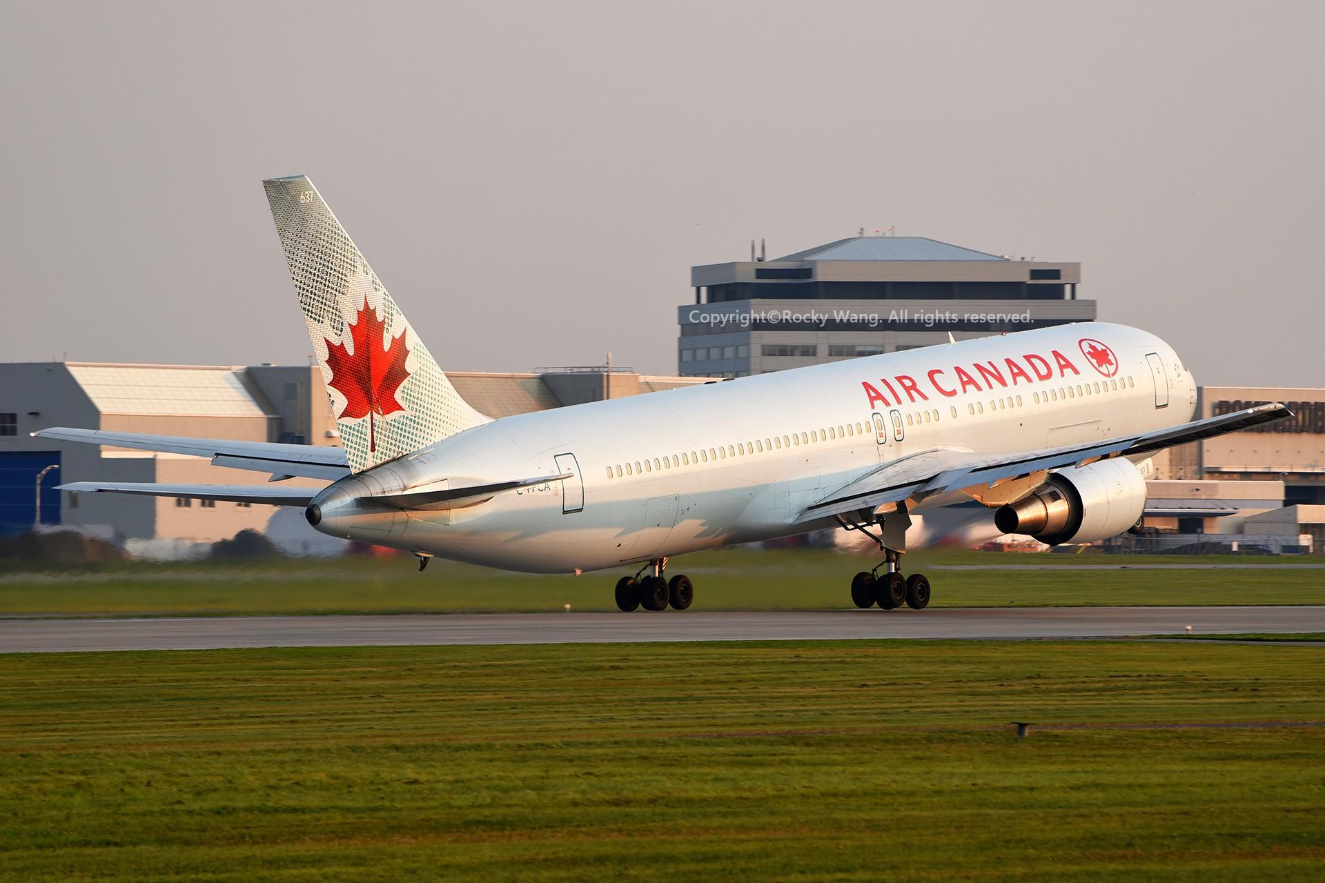 Re:[原创]CYUL 30图 BOEING 767-375(ER) C-FPCA Montreal Pierre Elliott Trudeau Int'l Ai
