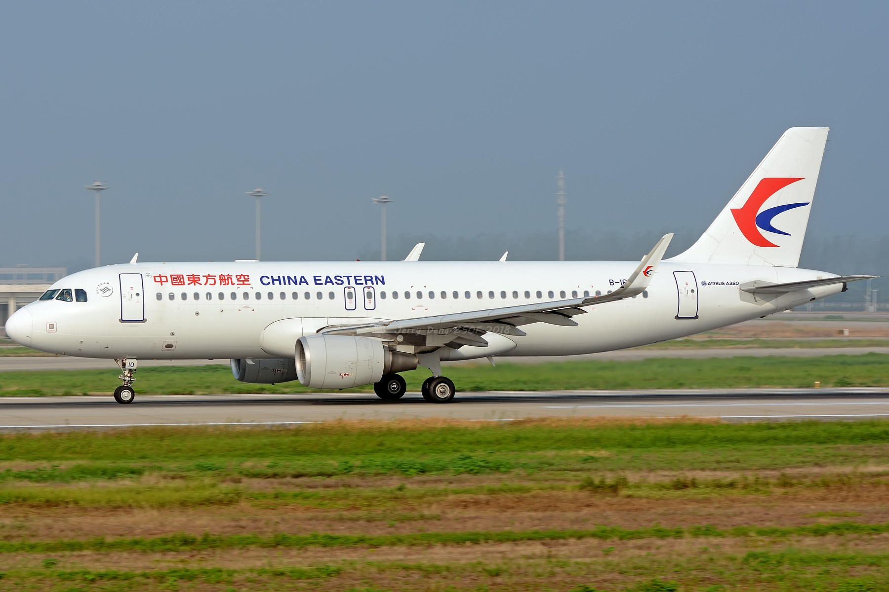 Re:【多图党】三伏天周末晨练一组 AIRBUS A320-200 B-1610 中国合肥新桥国际机场