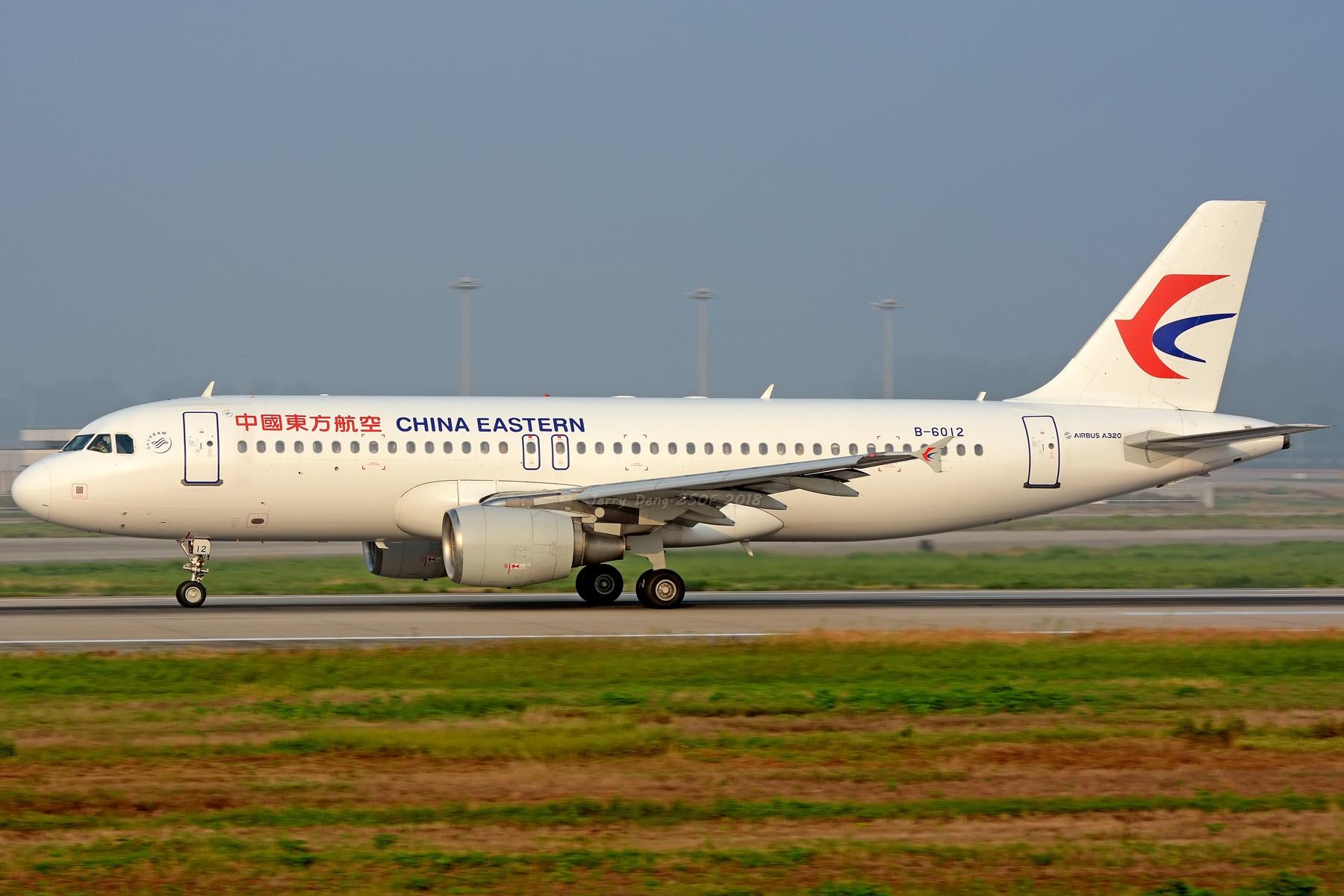 Re:[原创]【多图党】三伏天周末晨练一组 AIRBUS A320-200 B-6012 中国合肥新桥国际机场