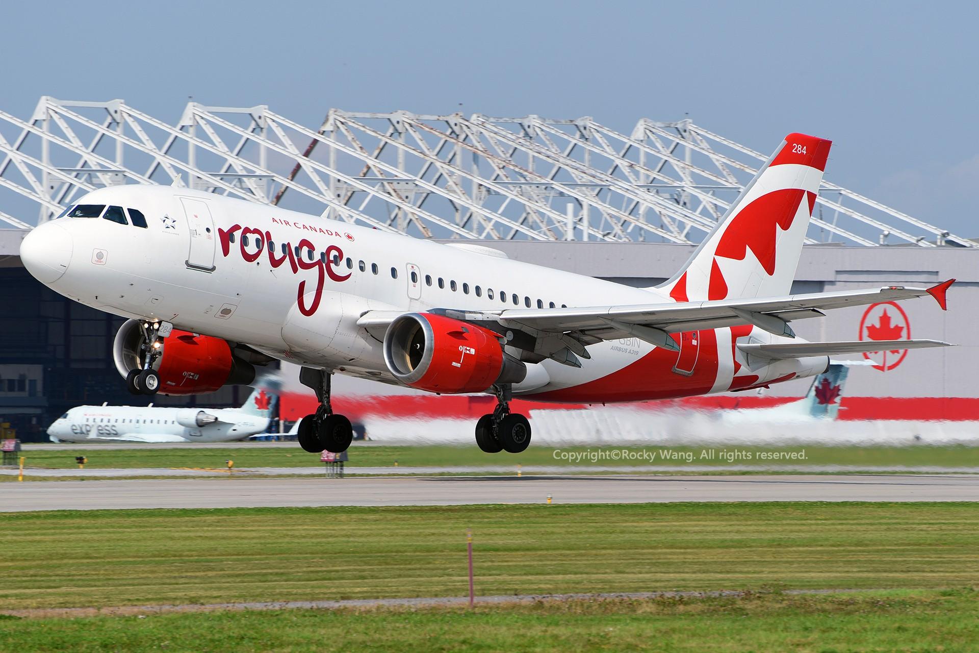 Re:[原创]CYUL 30图 AIRBUS A319-114 C-GBIN Montreal Pierre Elliott Trudeau Int'l Ai