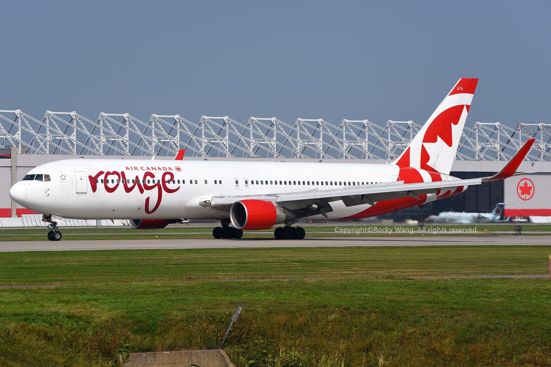 Re:[原创]CYUL 30图 BOEING 767-316(ER) C-FMLV Montreal Pierre Elliott Trudeau Int'l Ai