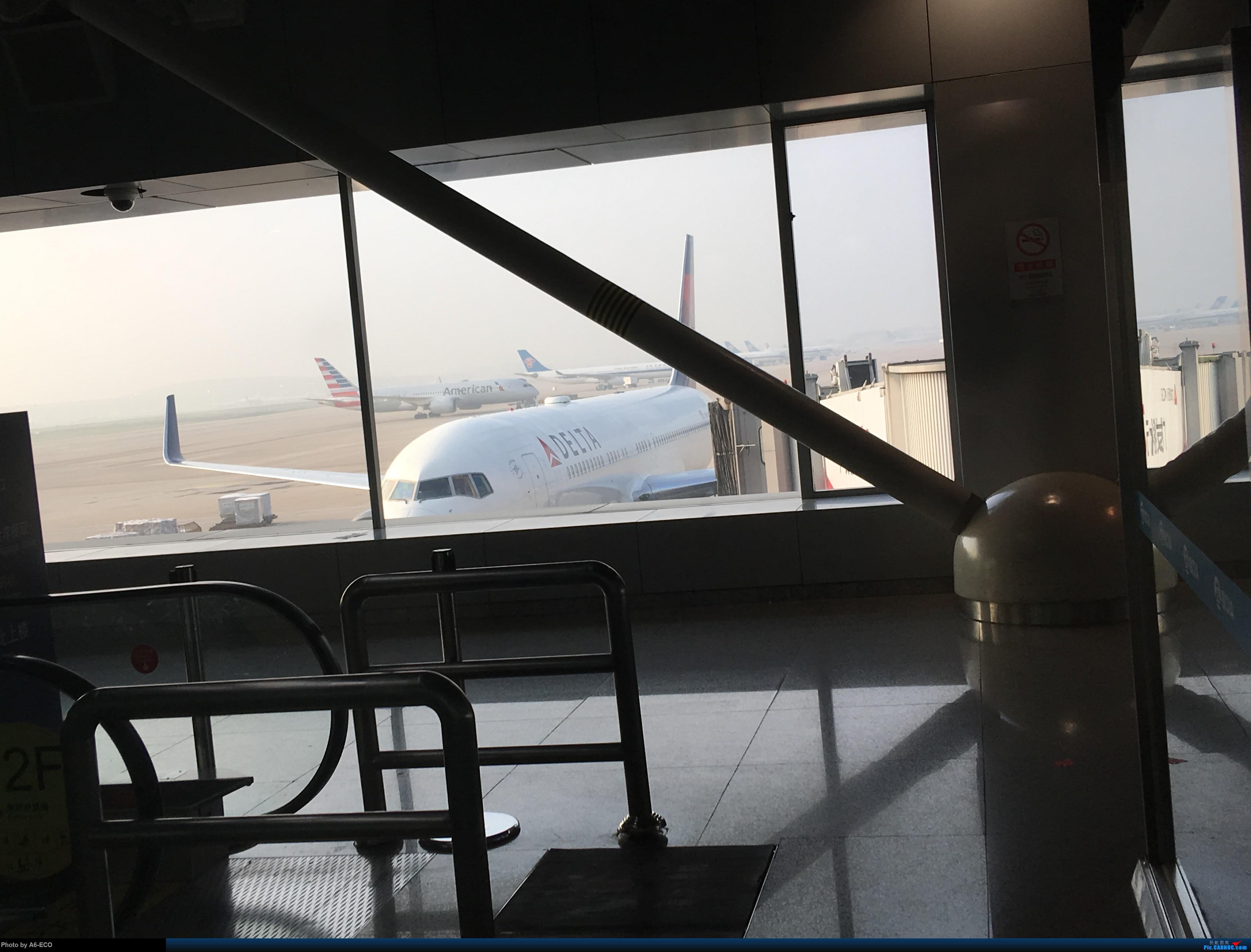 Re:Re:[原创]我是一图党~~~~~墨镜E君~~~~~ BOEING 767-300ER N1610D 中国北京首都国际机场