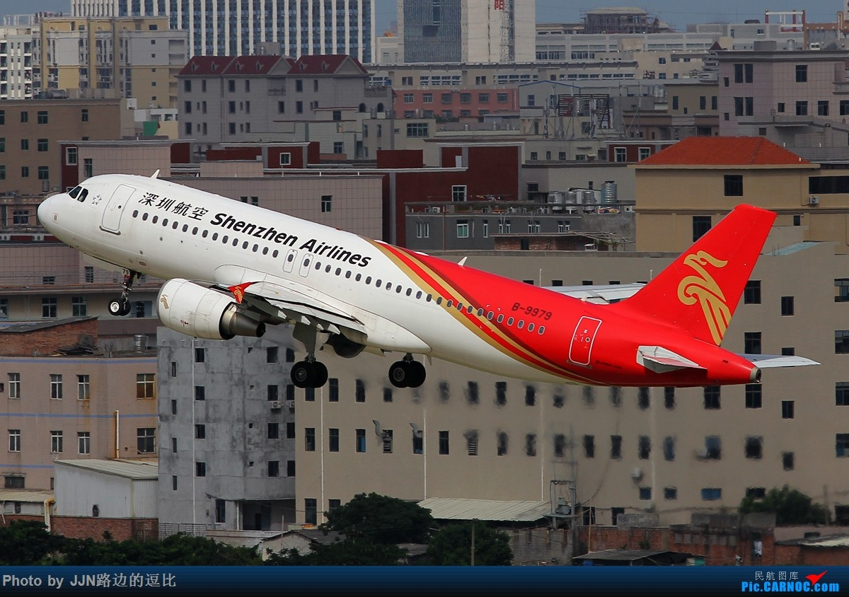 Re:[原创]更新一下家乡机场的绝佳机位 AIRBUS A320-200 B-9979 中国泉州晋江国际机场