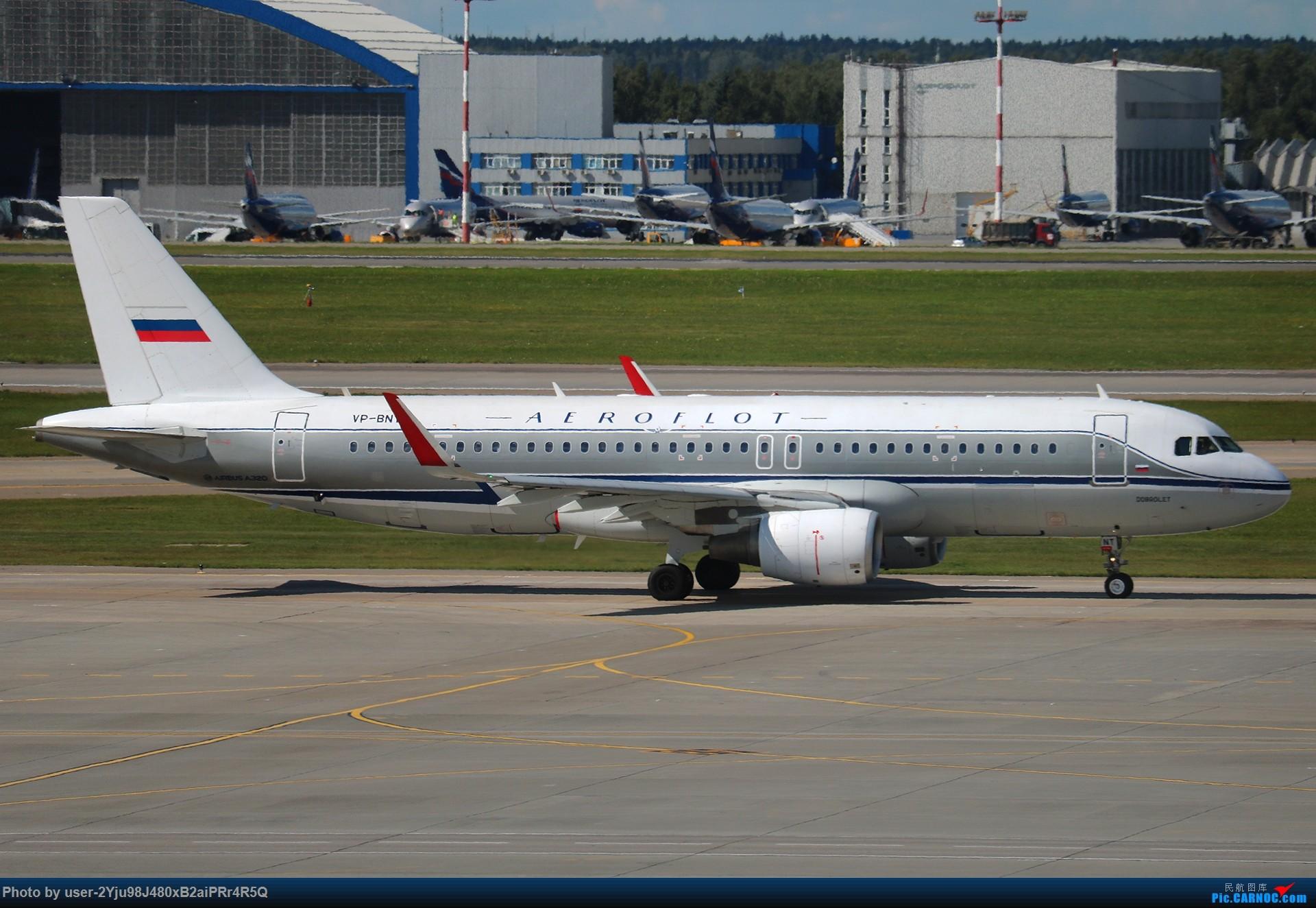 [原创]LIULIU|Sheremetyevo的漫游|其他篇 AIRBUS A320-214(SL) VP-BNT 俄罗斯谢诺梅杰沃机场