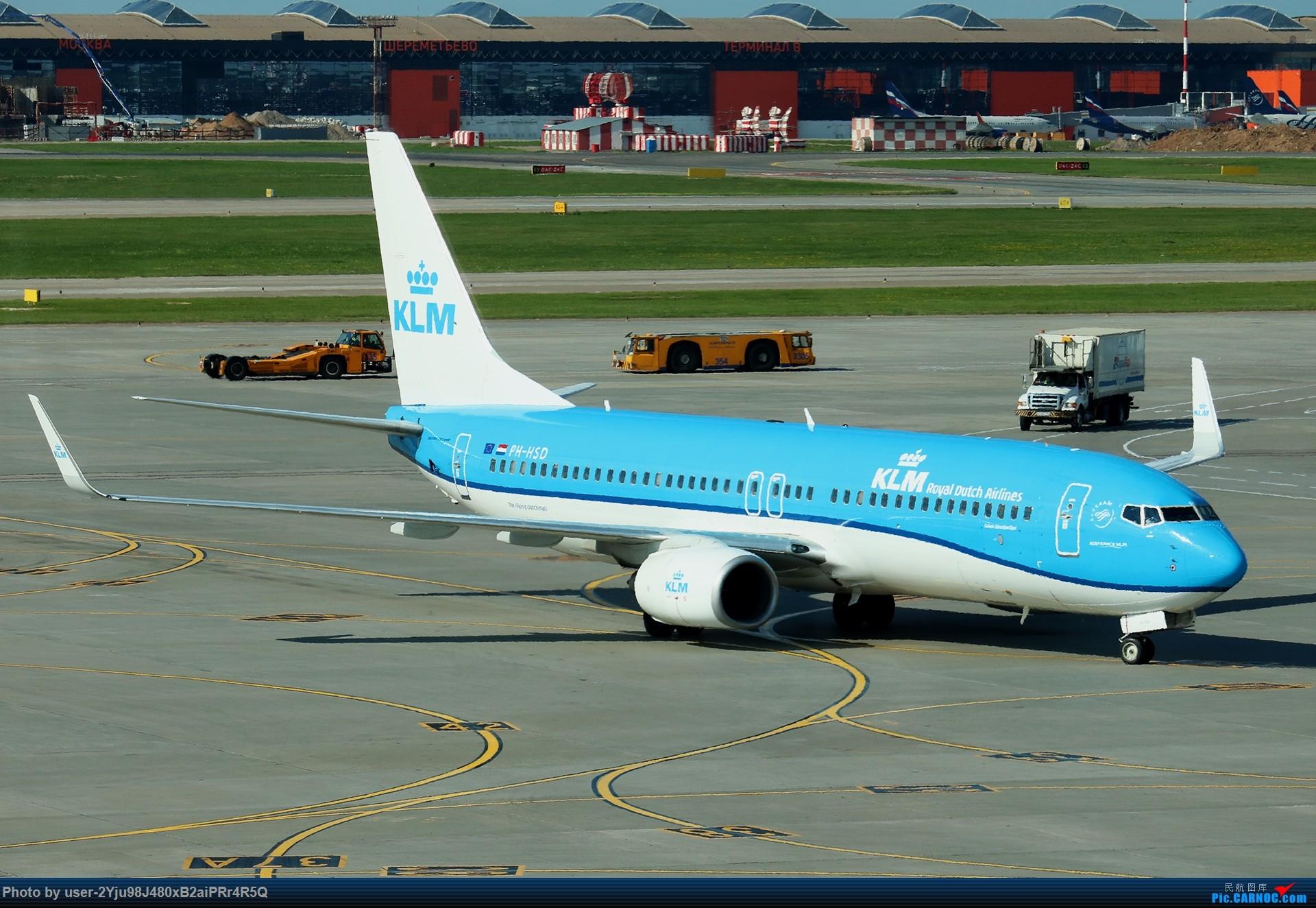Re:[原创]LIULIU|Sheremetyevo的漫游|其他篇 BOEING 737-8K2 PH-HSD 俄罗斯谢诺梅杰沃机场