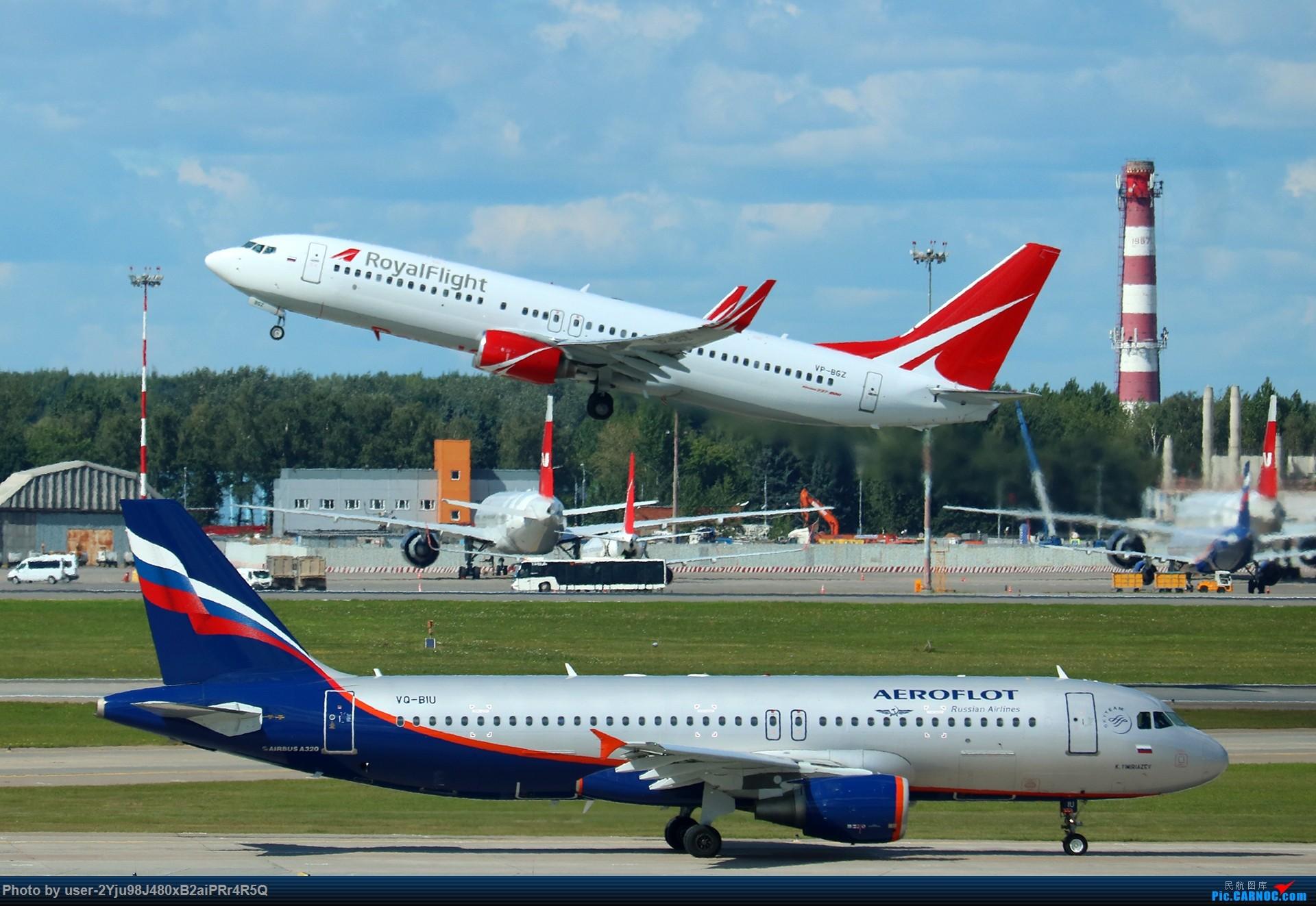 Re:[原创]LIULIU|Sheremetyevo的漫游|其他篇 BOING 737-800WL VP-BGZ 俄罗斯谢诺梅杰沃机场