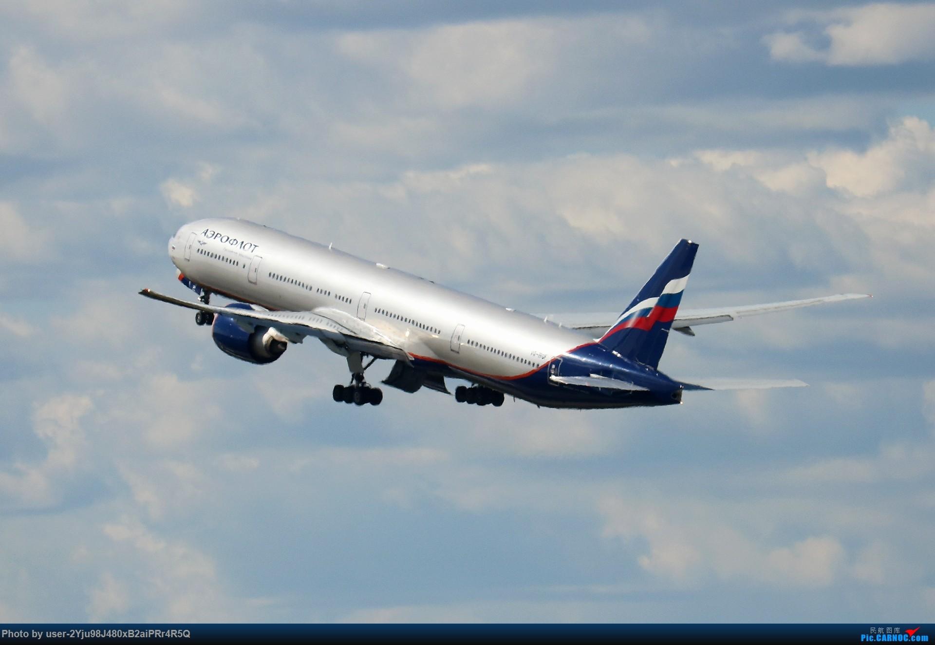 Re:[原创]LIULIU|Sheremetyevo的漫游|其他篇 BOING 777-300ER VQ-BQF 俄罗斯谢诺梅杰沃机场