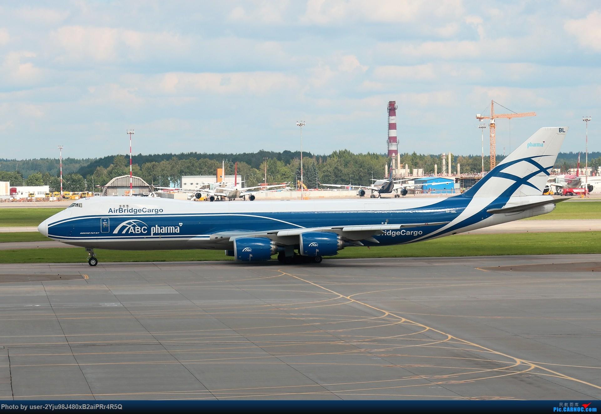 [原创]LIULIU|Sheremetyevo的漫游|俄罗斯空桥货运 BOEING 747-8F VP-BBL 俄罗斯谢诺梅杰沃机场