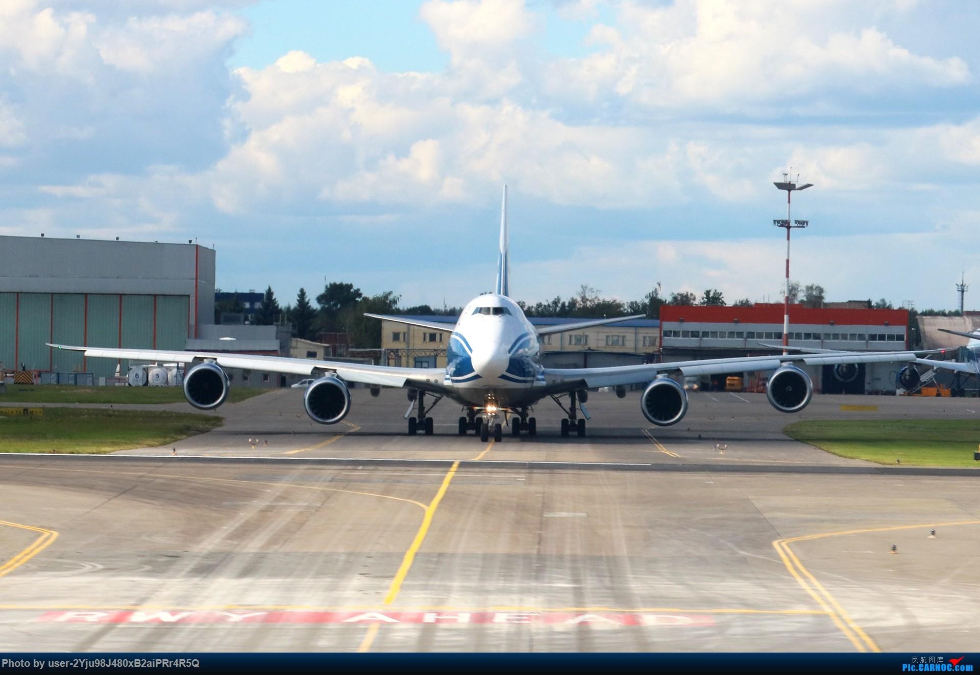 Re:[原创]LIULIU|Sheremetyevo的漫游|俄罗斯空桥货运 BOEING 747-8F  俄罗斯谢诺梅杰沃机场