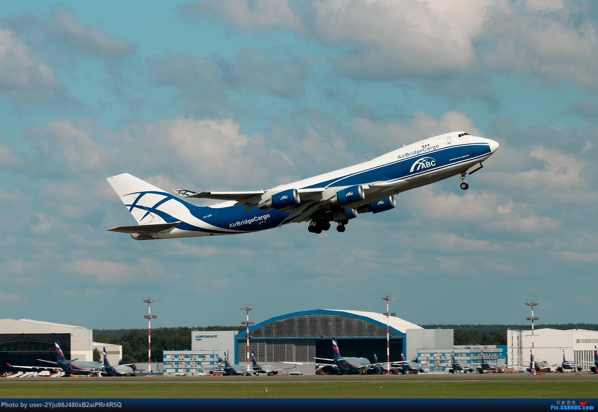 Re:[原创]LIULIU|Sheremetyevo的漫游|俄罗斯空桥货运 BOEING 747-406F(ER) VQ-BWW 俄罗斯谢诺梅杰沃机场