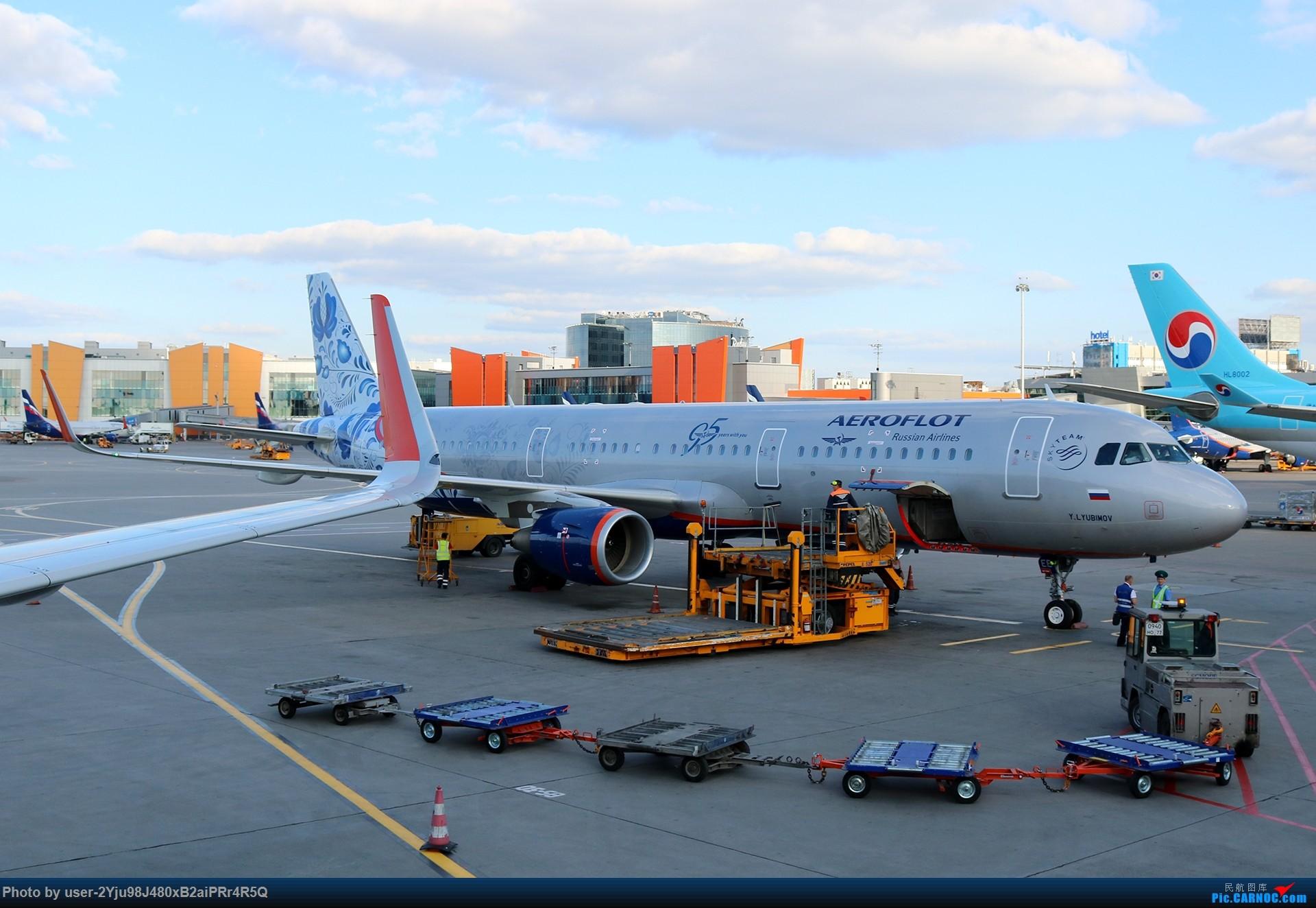 Re:[原创]LIULIU Sheremetyevo的漫游 Aeroflot毛航篇 AIRBUS A321-211(SL) VP-BEE 俄罗斯谢诺梅杰沃机场