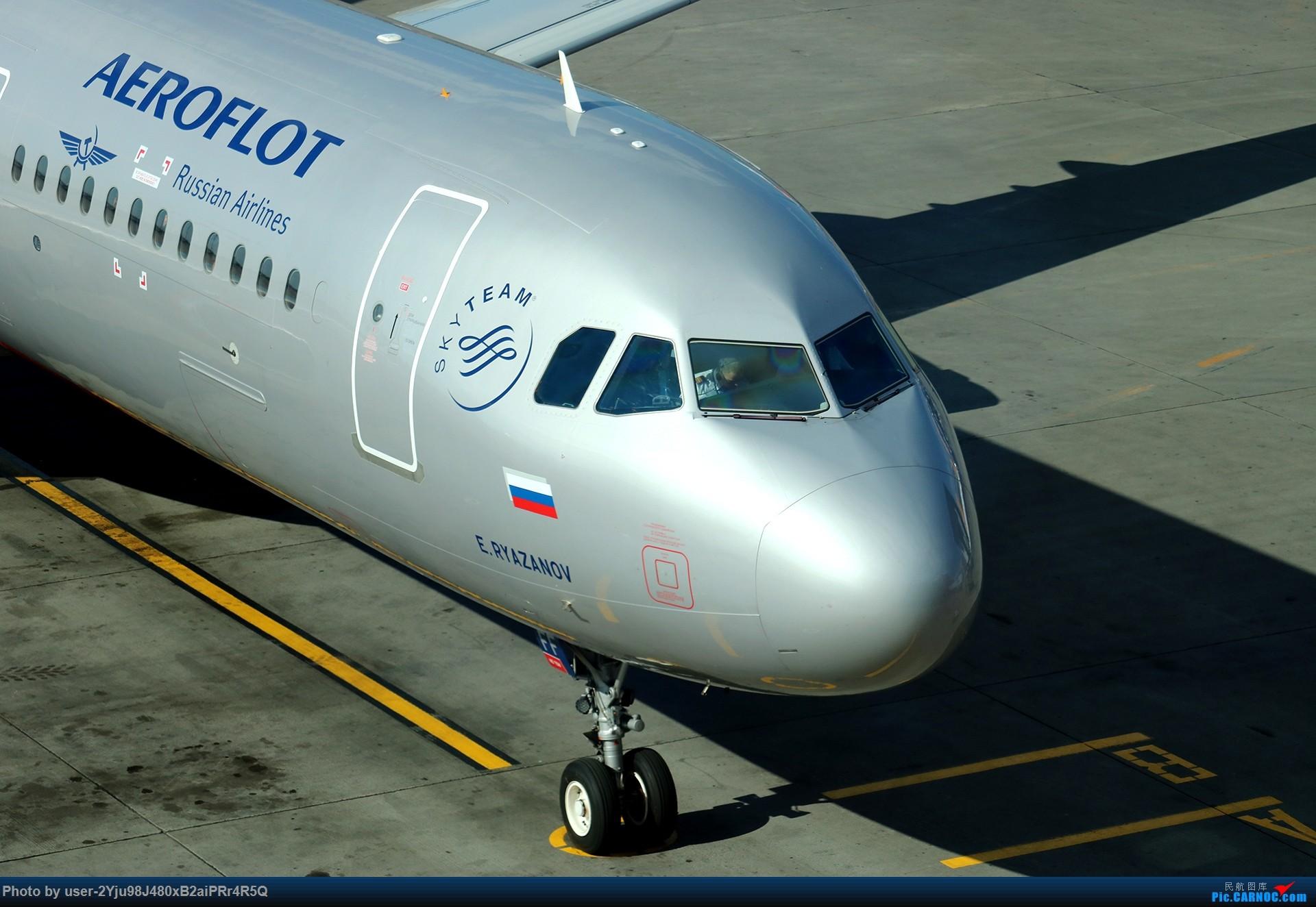 Re:LIULIU|Sheremetyevo的漫游|Aeroflot毛航篇 AIRBUS A321-211(WL) VP-BFF 俄罗斯谢诺梅杰沃机场