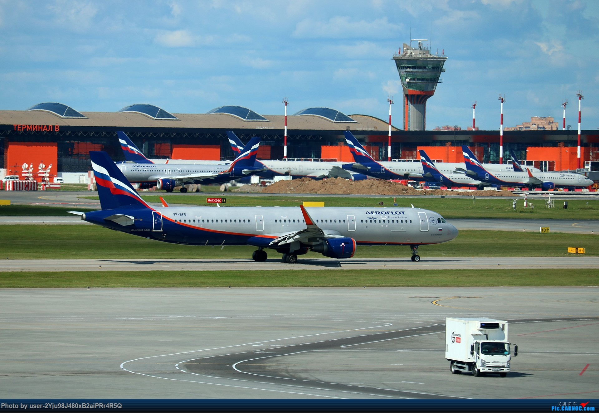 Re:[原创]LIULIU Sheremetyevo的漫游 Aeroflot毛航篇 AIRBUS A321-211(SL) VP-BFQ 俄罗斯谢诺梅杰沃机场