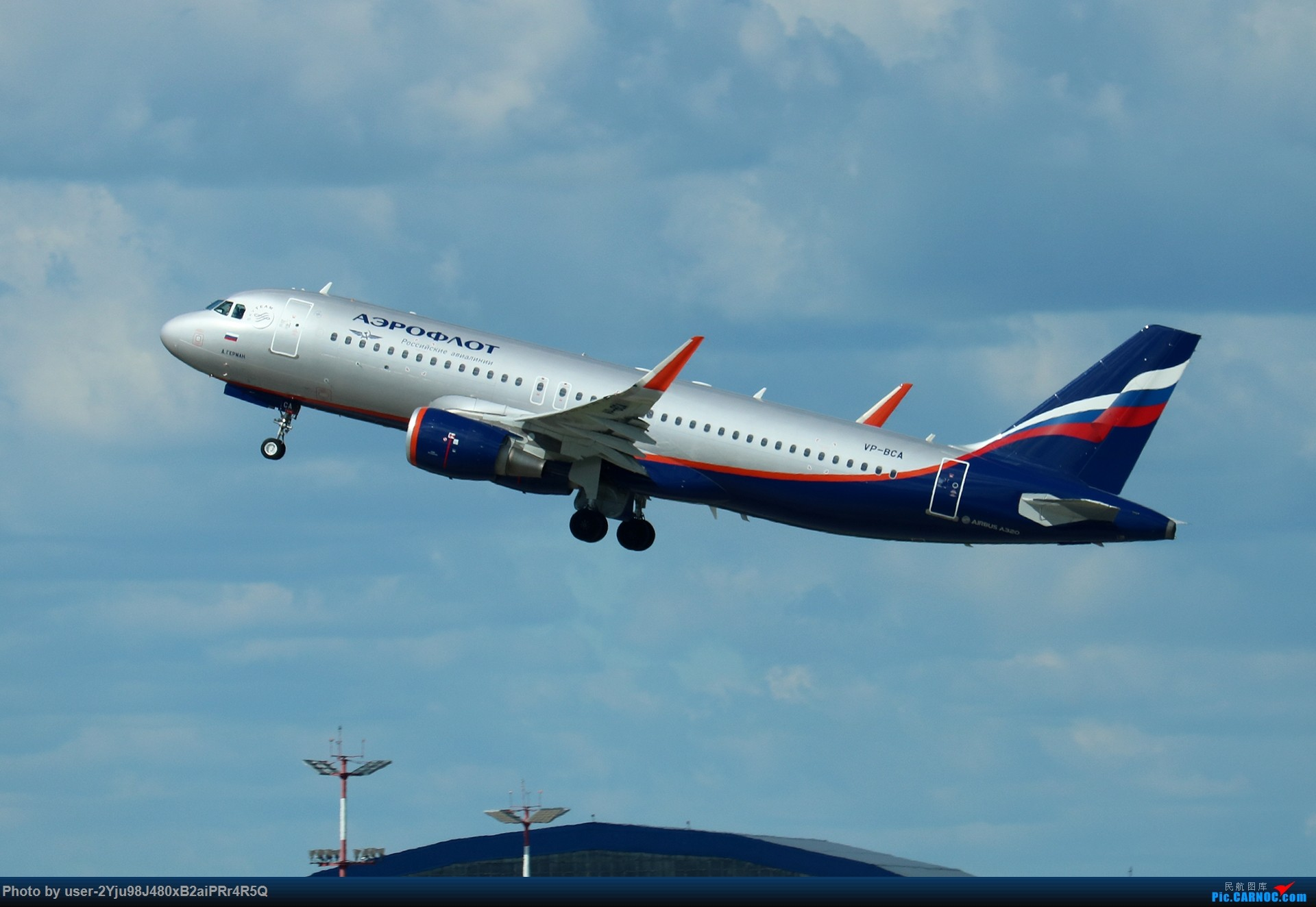 Re:LIULIU|Sheremetyevo的漫游|Aeroflot毛航篇 AIRBUS A320-214(SL) VP-BCA 俄罗斯谢诺梅杰沃机场