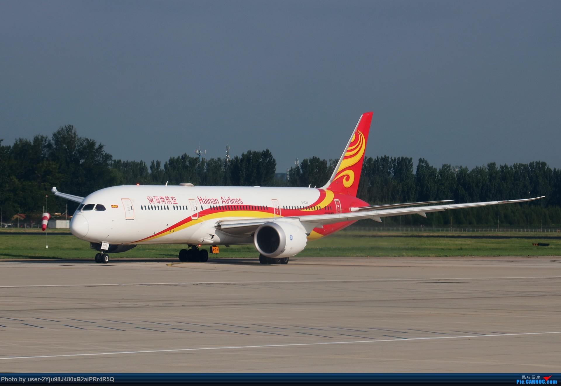Re:[原创]LIULIU|一天两种机型三个国家四段航线五座城市的回家之路|西伯利亚上空的星光 BOEING 787-9 B-1539 中国北京首都国际机场