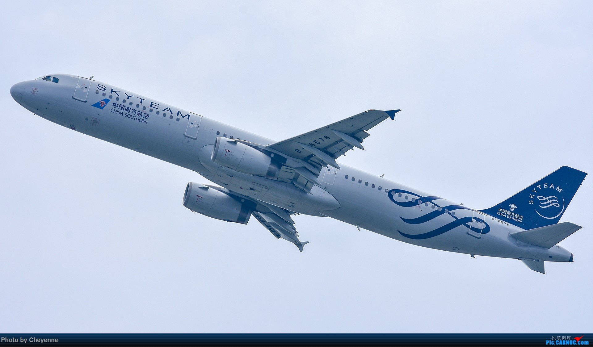 Re:[原创]蓉卢兹之日常 AIRBUS A321-200 B-6578 中国成都双流国际机场