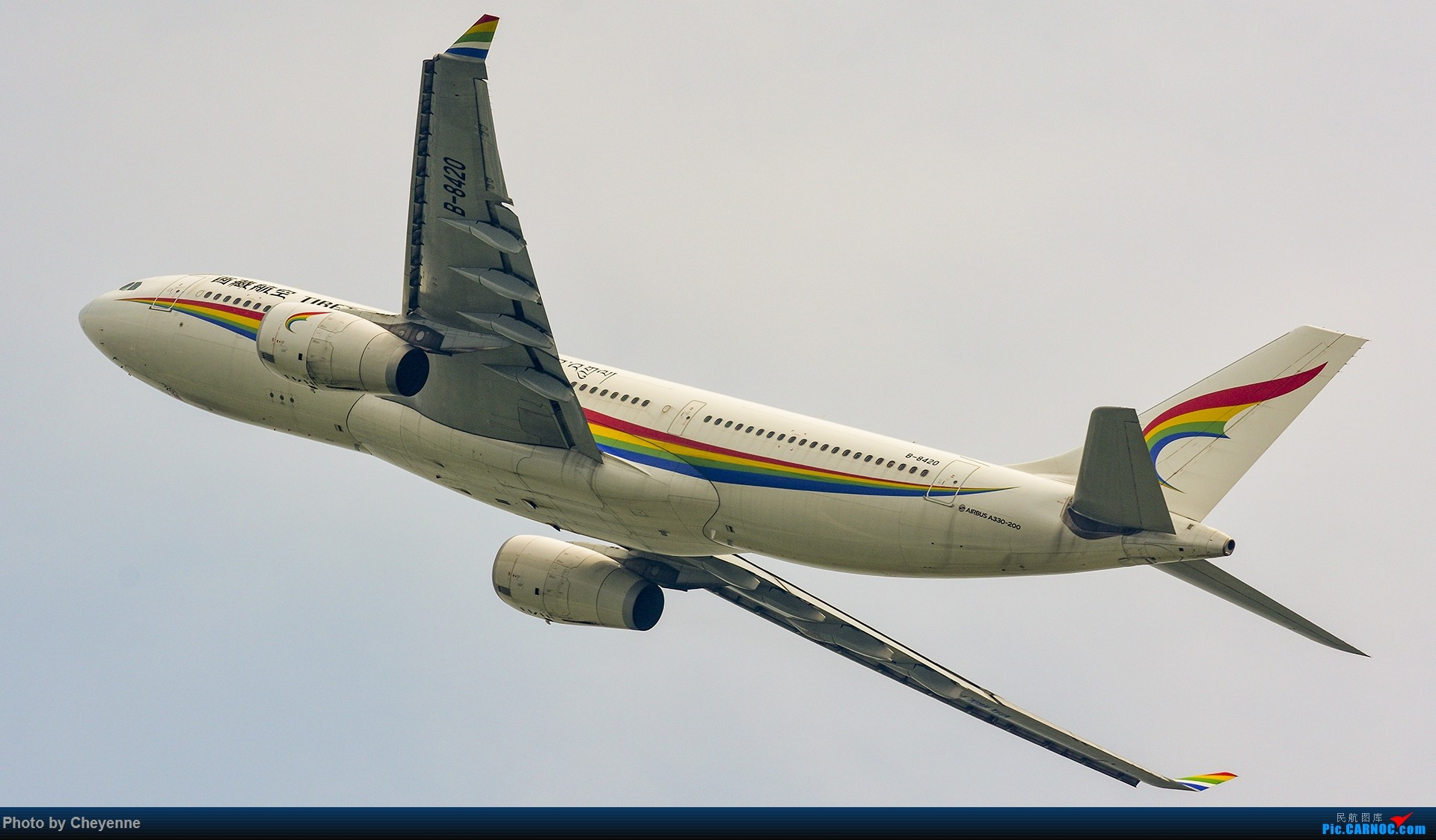 Re:[原创]蓉卢兹之日常 AIRBUS A330-200 B-8420 中国成都双流国际机场