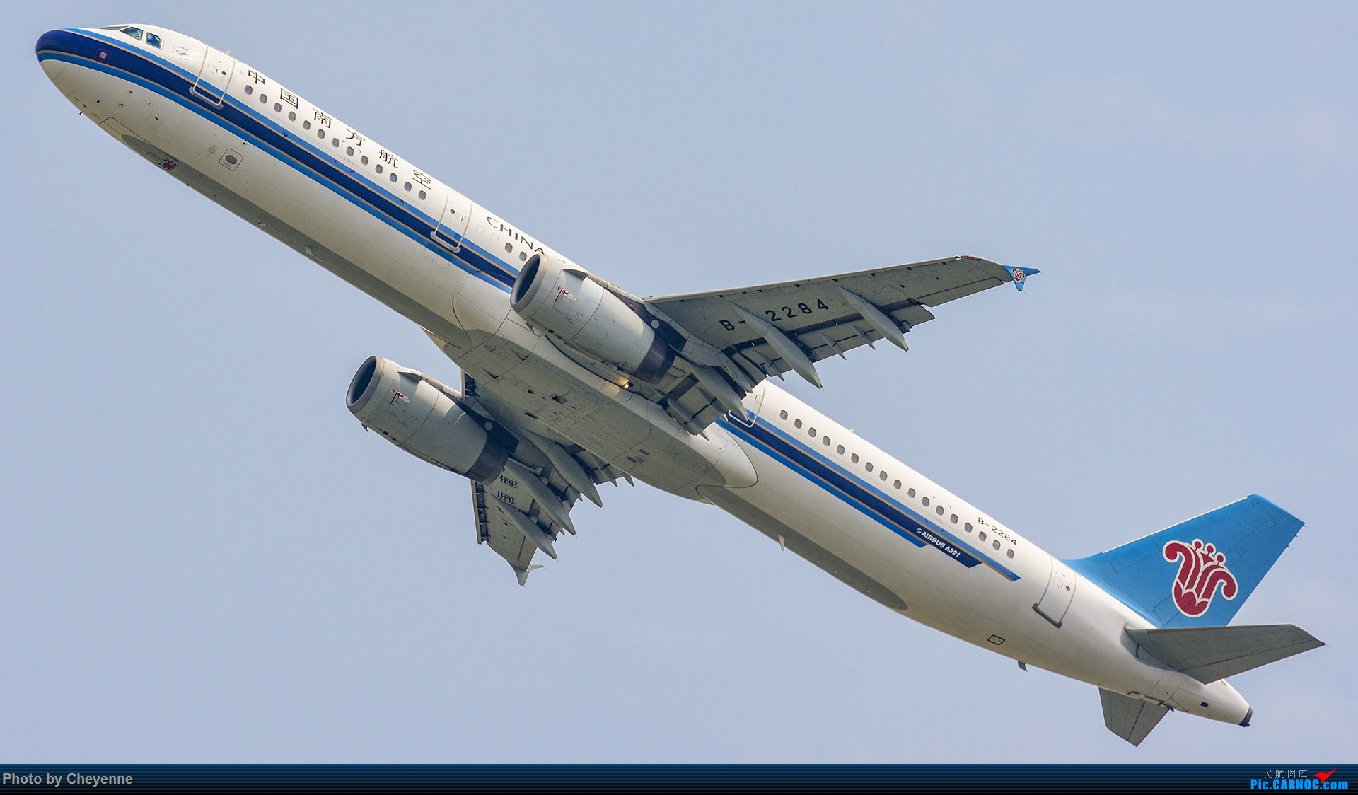 Re:[原创]蓉卢兹之日常 AIRBUS A321-200 B-2284 中国成都双流国际机场