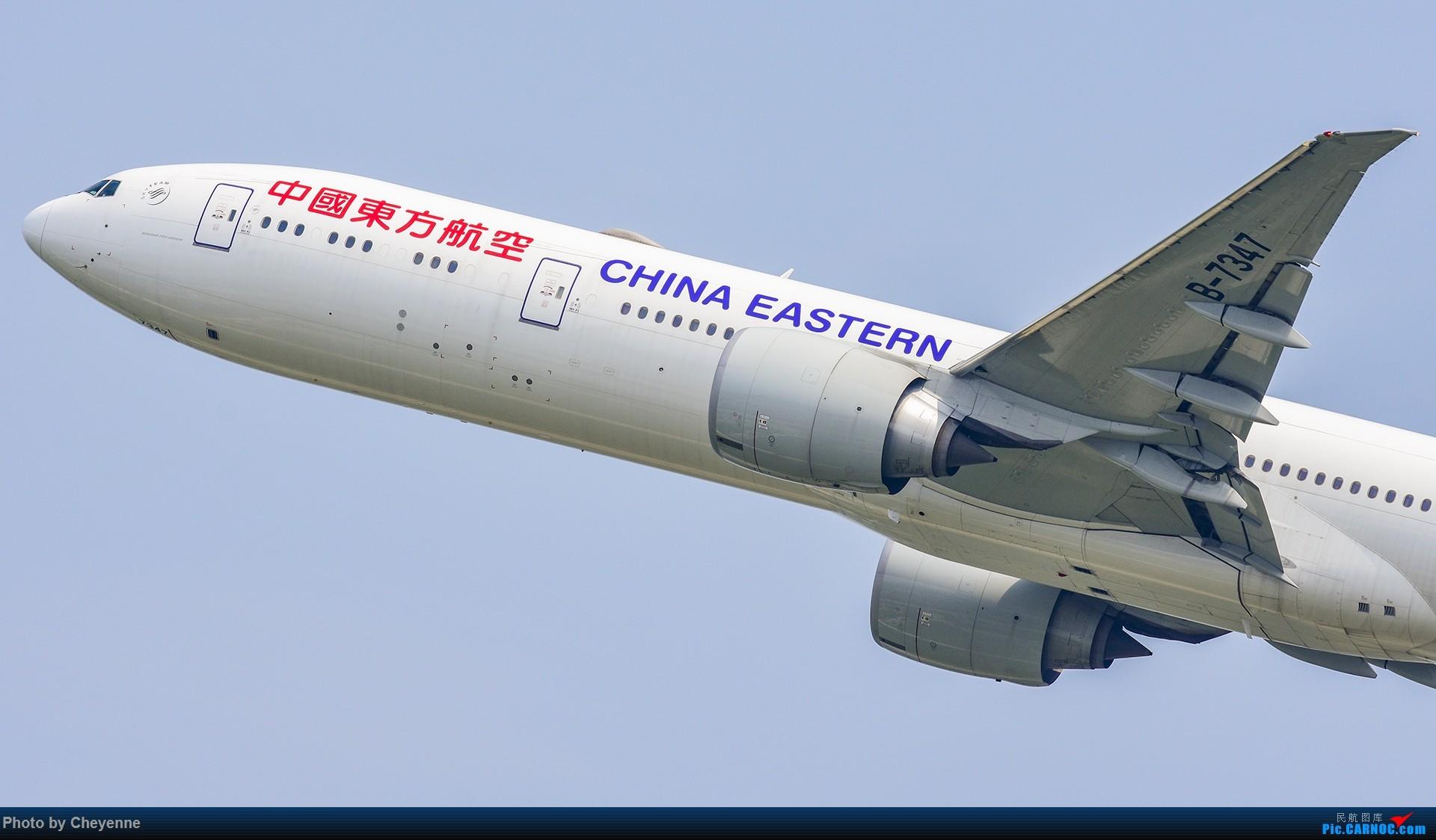 Re:[原创]蓉卢兹之日常 BOEING 777-300ER B-7347 中国成都双流国际机场