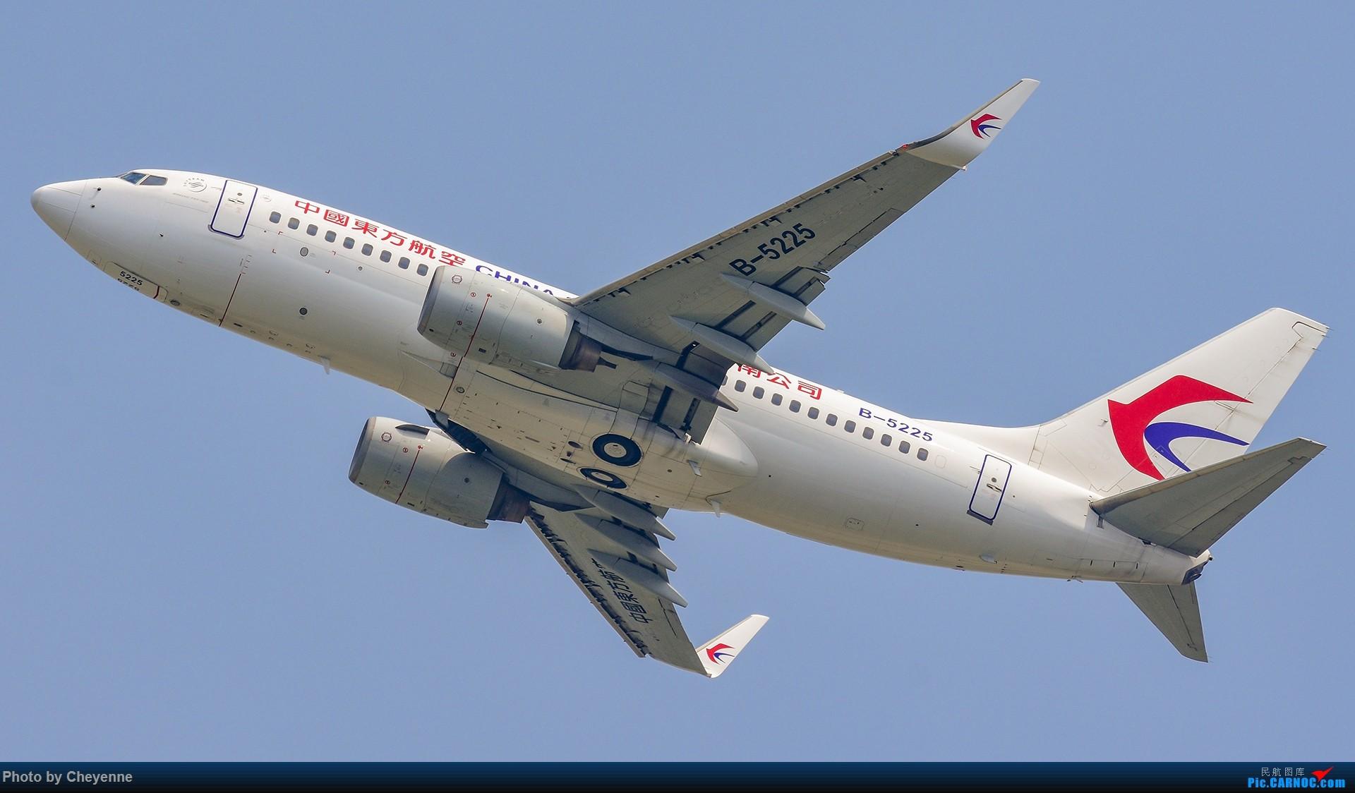Re:[原创]蓉卢兹之日常 BOEING 737-700 B-5225 中国成都双流国际机场