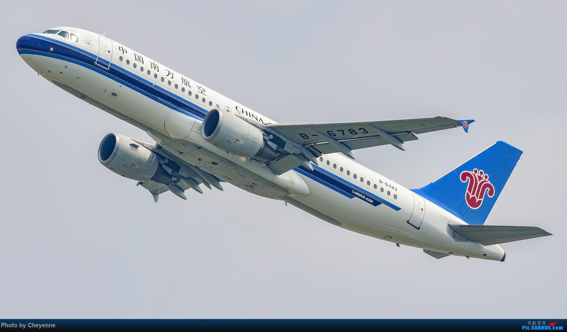 Re:[原创]蓉卢兹之日常 AIRBUS A320-200 B-6783 中国成都双流国际机场