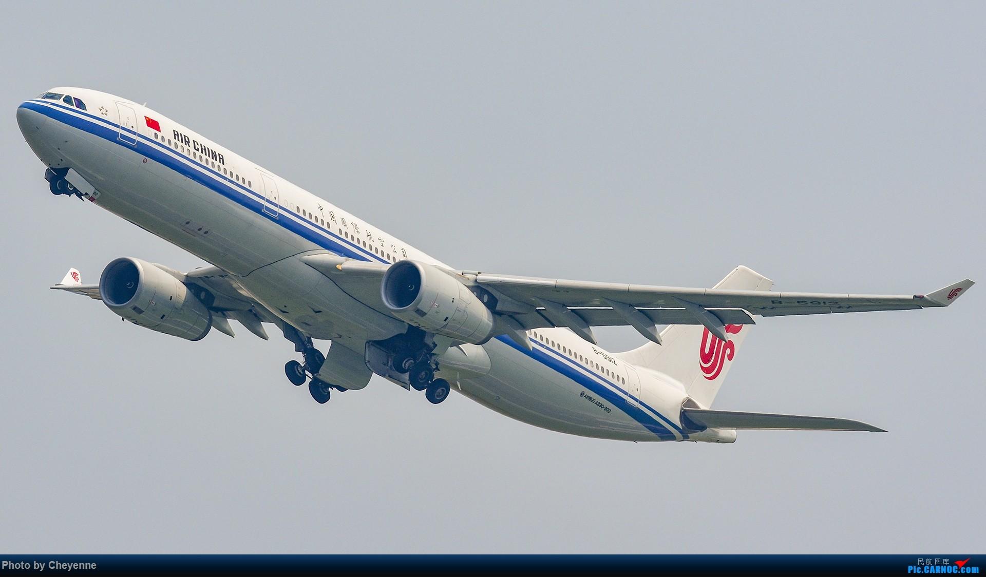 Re:[原创]蓉卢兹之日常 AIRBUS A330-300 B-5912 中国成都双流国际机场