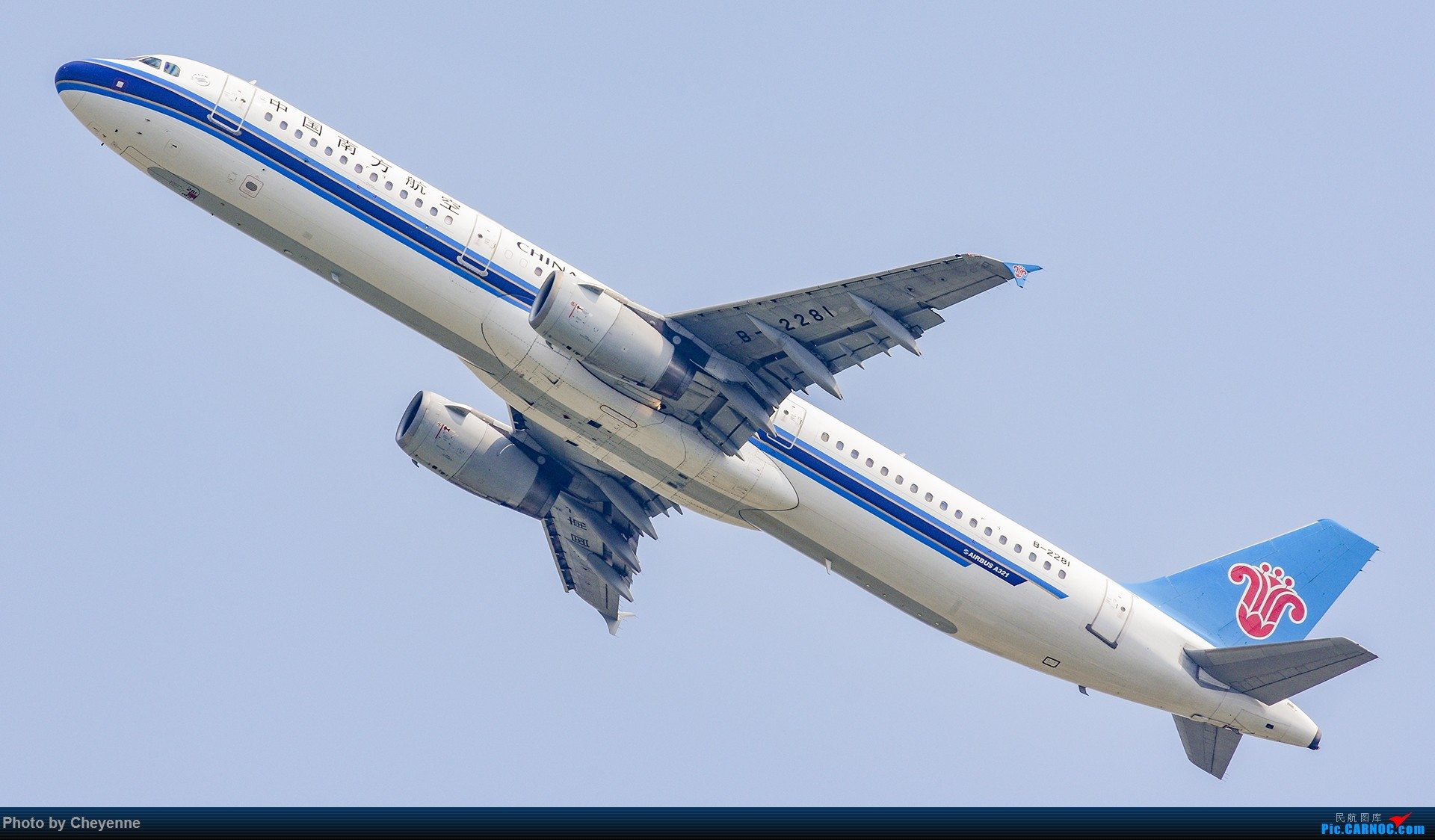 Re:[原创]蓉卢兹之日常 AIRBUS A321-200 B-2281 中国成都双流国际机场