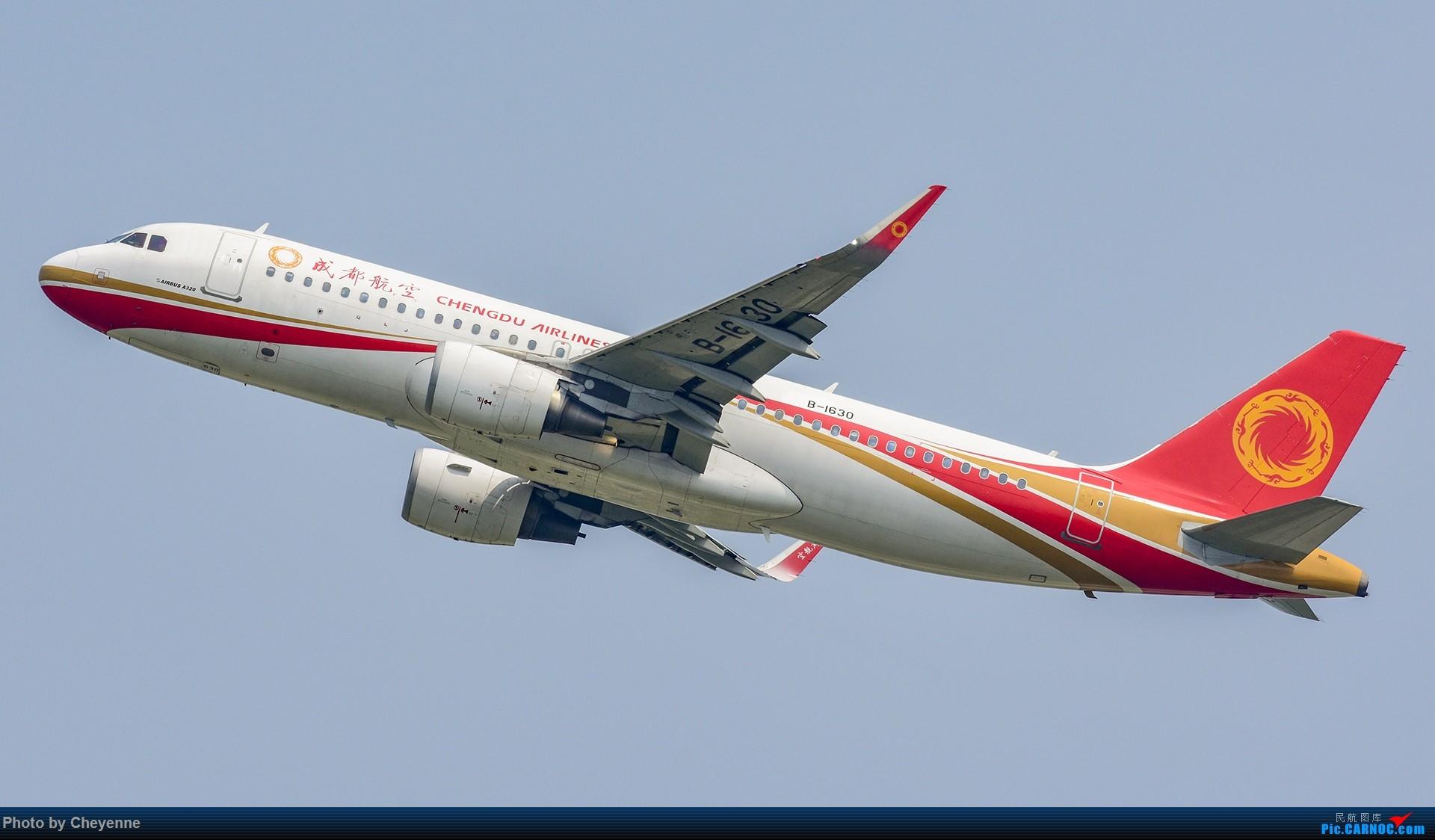 Re:[原创]蓉卢兹之日常 AIRBUS A320-200 B-1630 中国成都双流国际机场