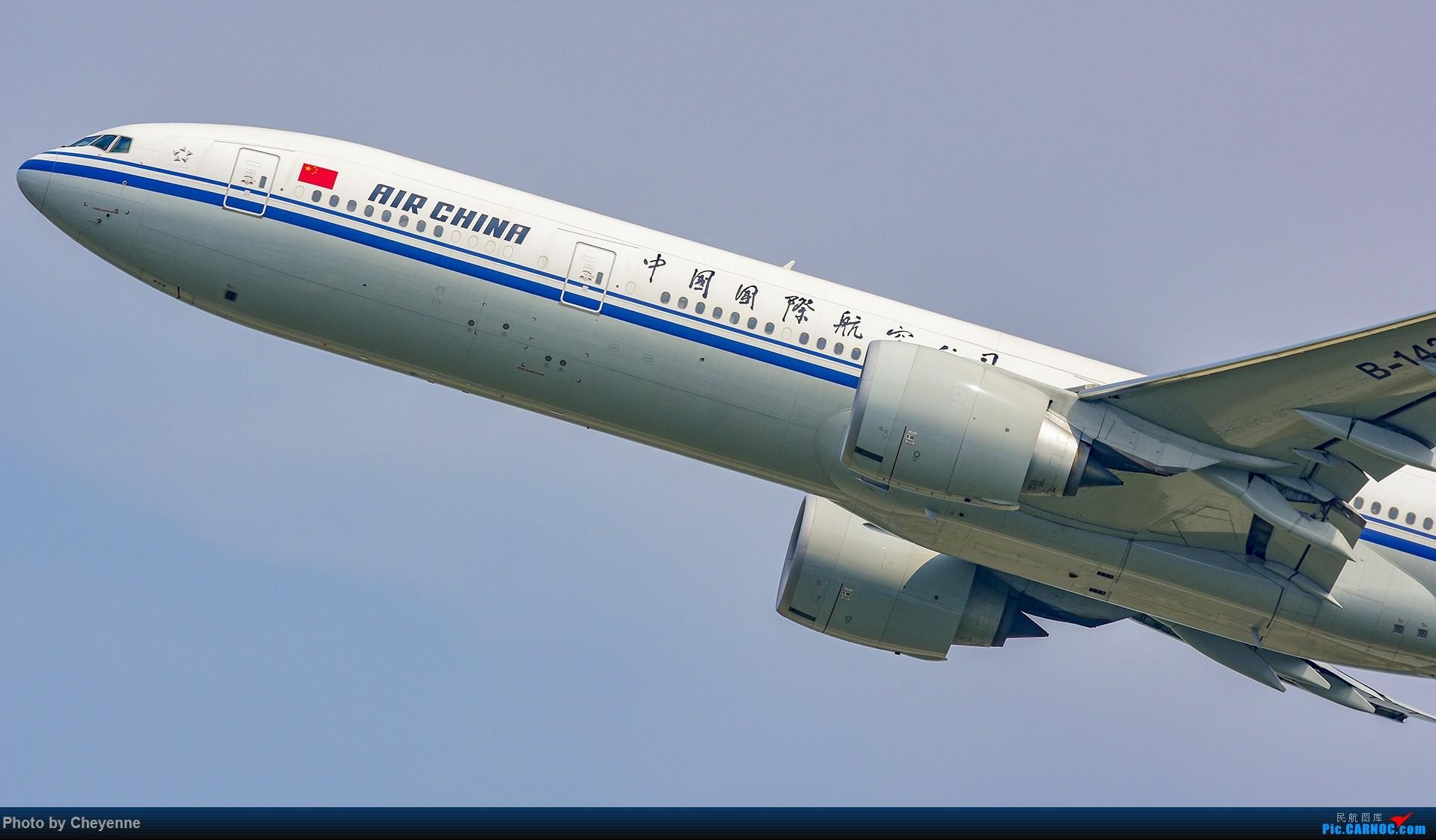 Re:[原创]蓉卢兹之日常 BOEING 777-300ER B-1429 中国成都双流国际机场