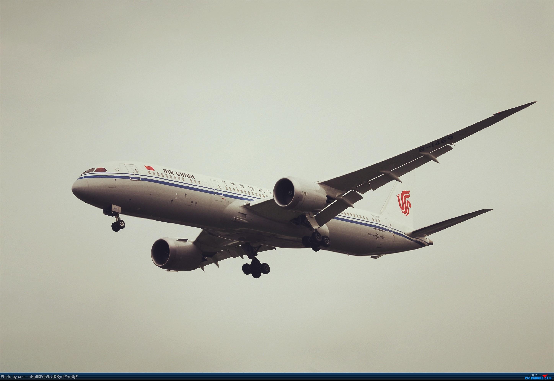 Re:和几个大佬去拍钙航359首飞,相机坏了图很恶心只能加滤镜随便看看。 BOEING 787-9 B-1469 中国北京首都国际机场