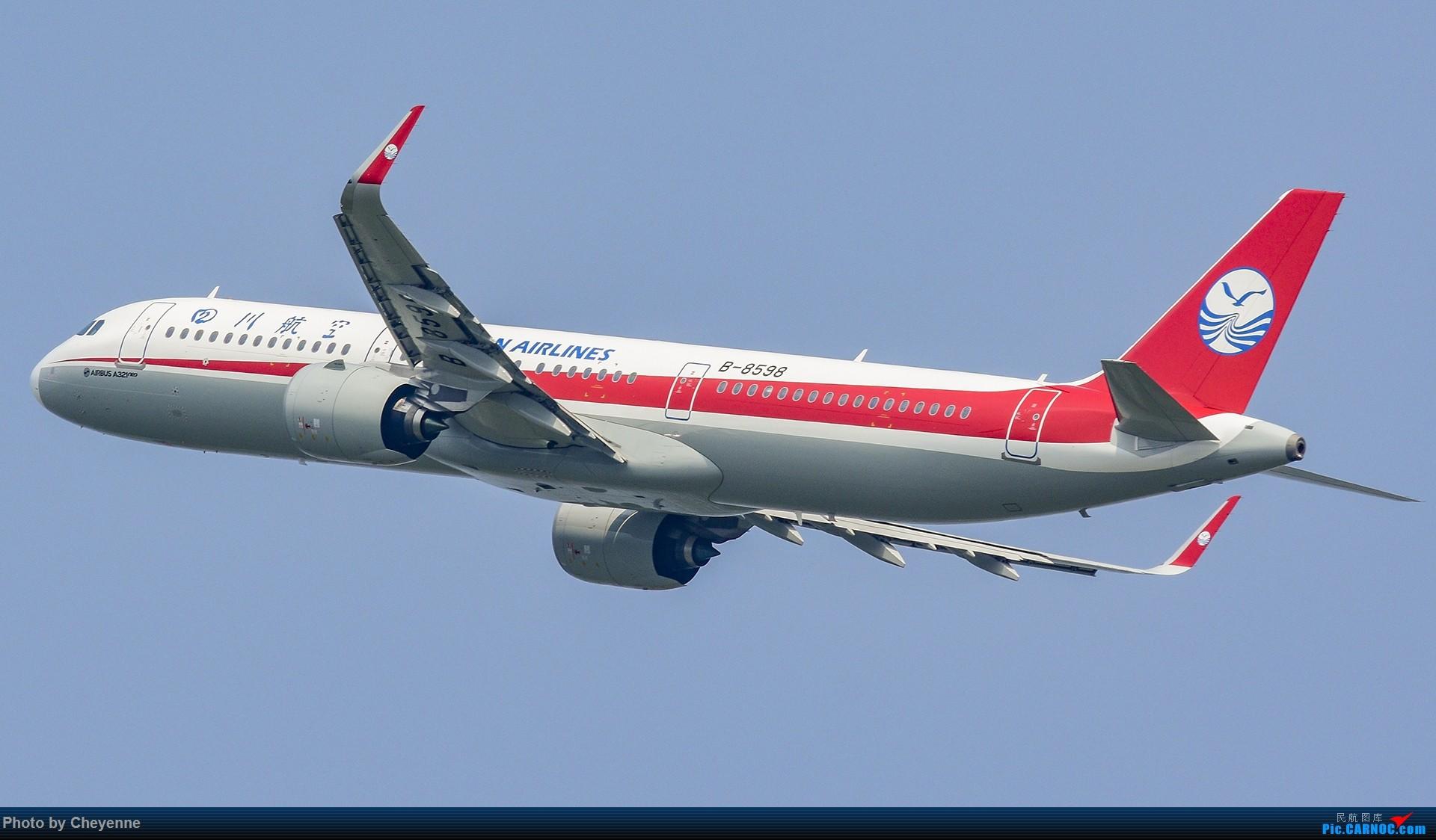 Re:[原创]蓉卢兹之日常 AIRBUS A321NEO B-8598 中国成都双流国际机场