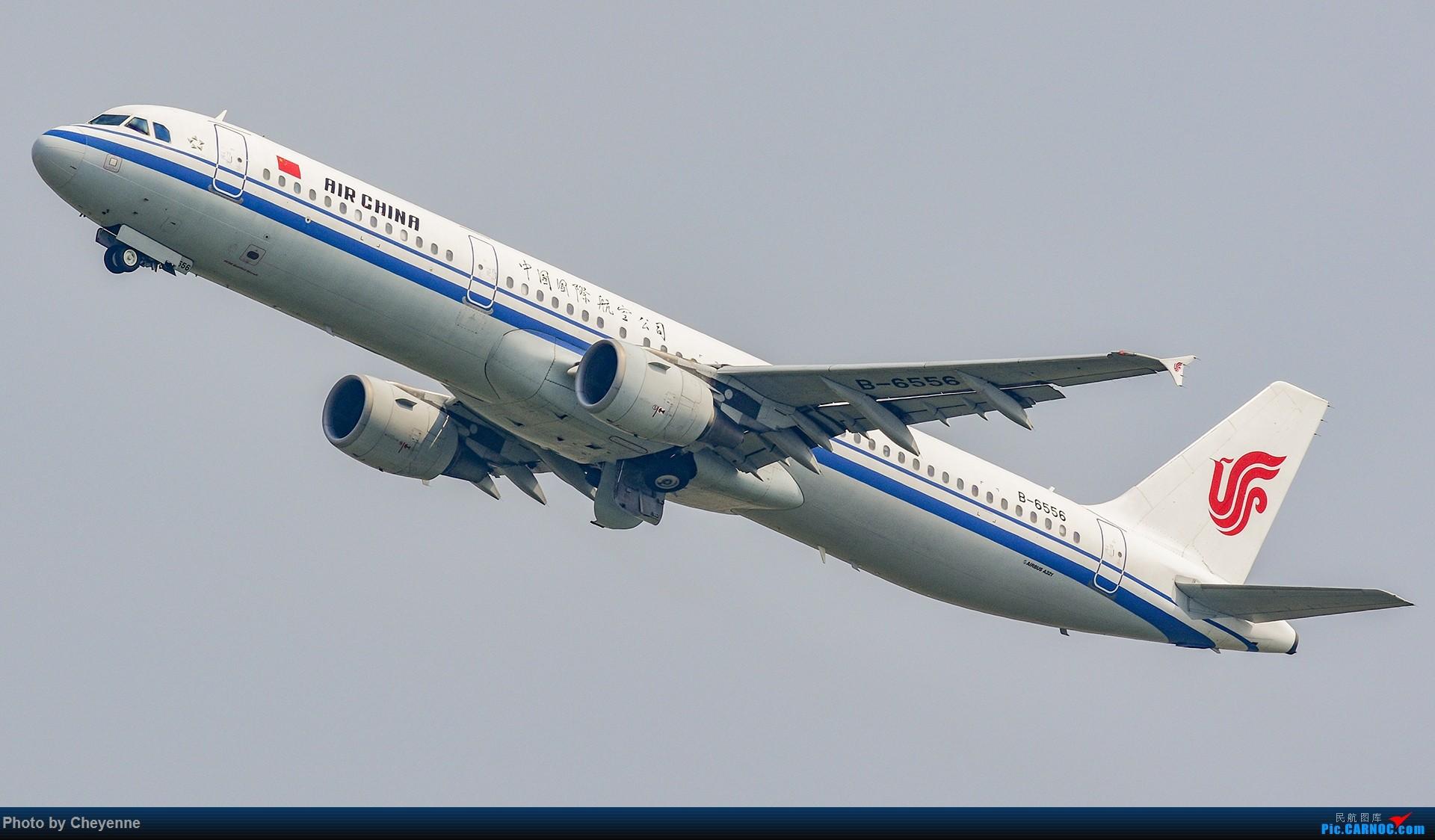Re:[原创]蓉卢兹之日常 AIRBUS A321-200 B-6556 中国成都双流国际机场