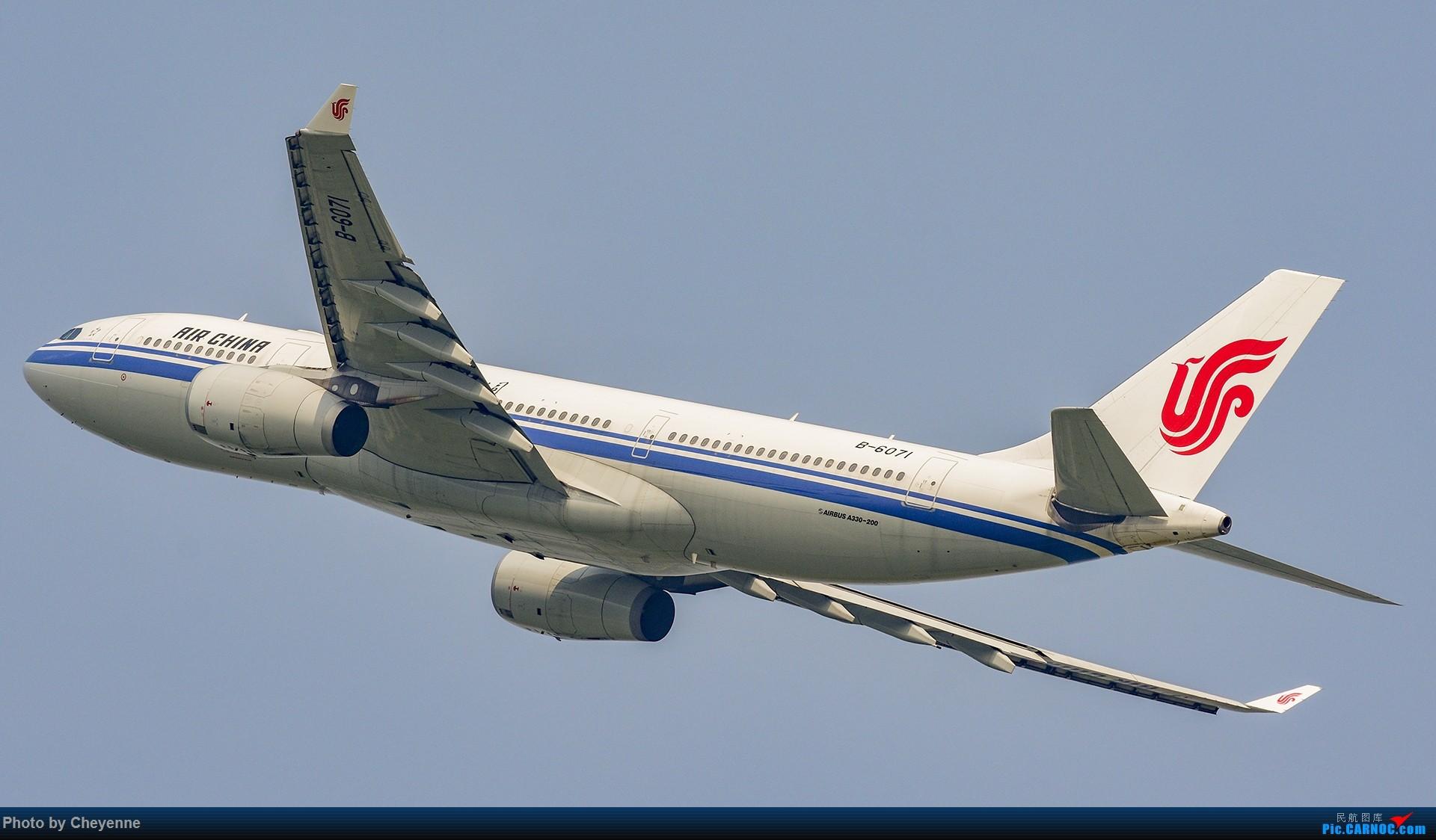 Re:[原创]蓉卢兹之日常 AIRBUS A330-200 B-6071 中国成都双流国际机场