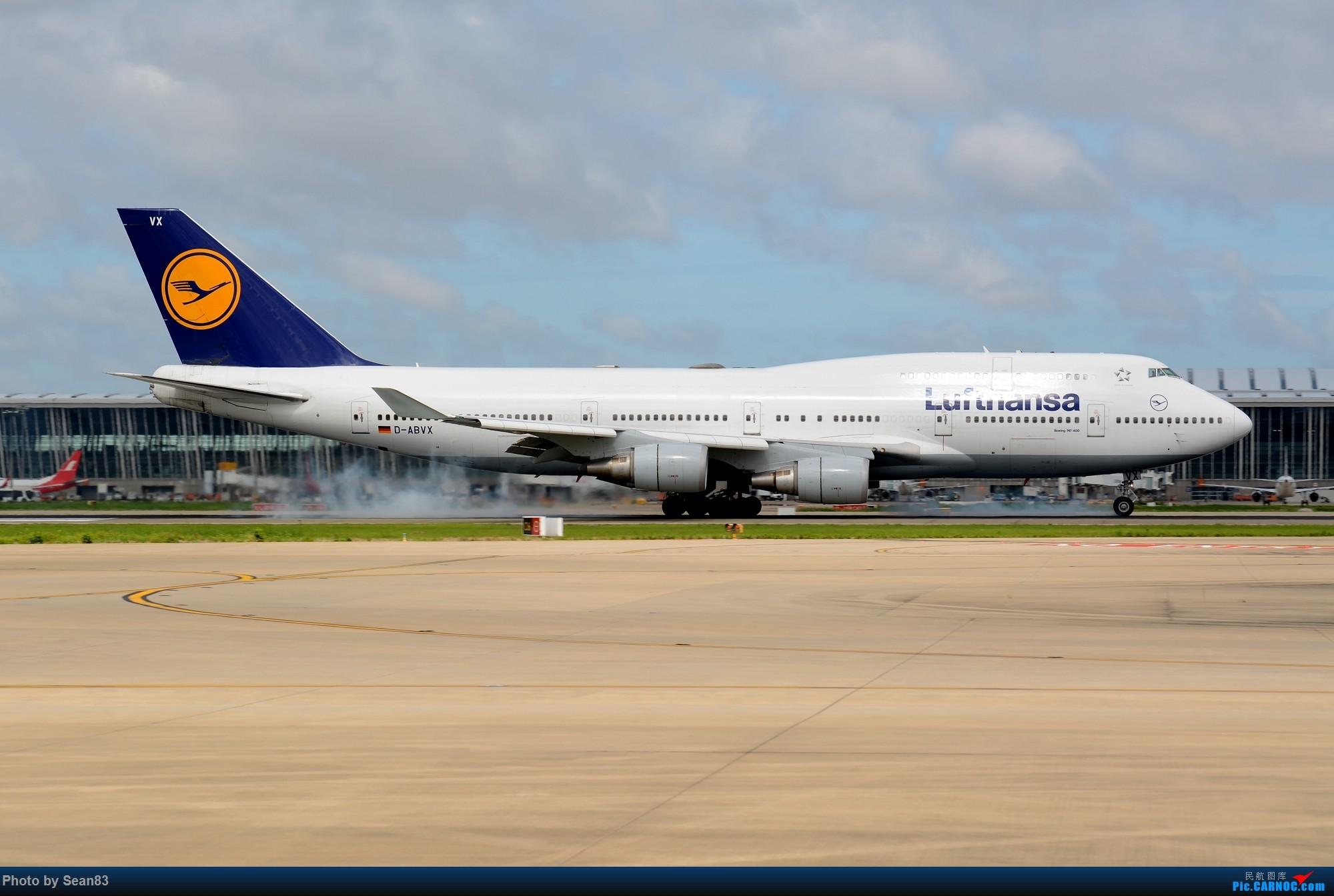 Re:[原创](PVG)油润 BOEING 747-400 D-ABVX 中国上海浦东国际机场
