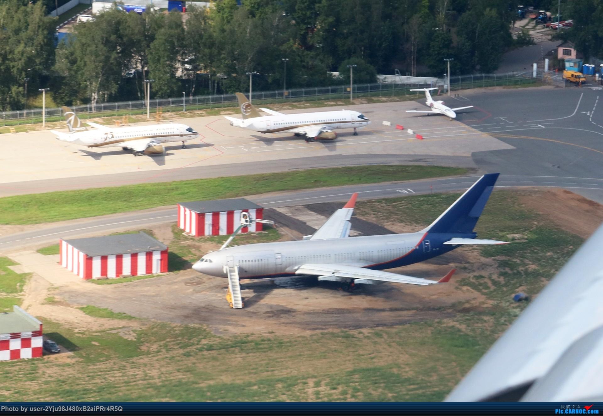 Re:[原创]LIULIU|一天两种机型三个国家四段航线五座城市的回家之路|西伯利亚上空的星光 ILYUSHIN IL-96 NONE. 俄罗斯谢诺梅杰沃机场