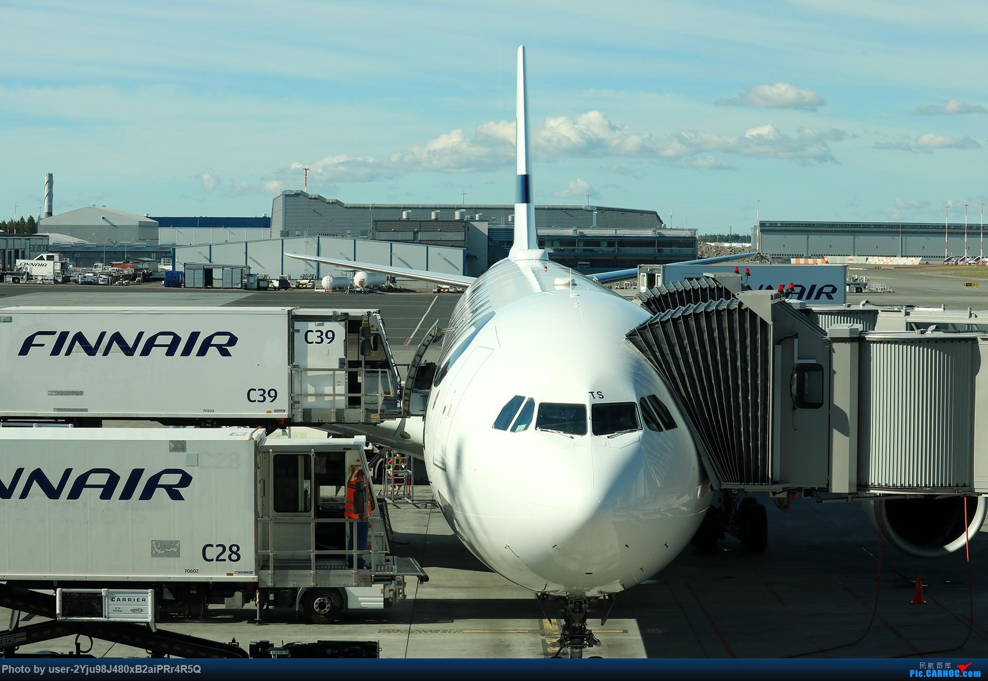 Re:[原创]LIULIU|一天两种机型三个国家四段航线五座城市的回家之路|西伯利亚上空的星光 AIRBUS A330-343 OH-LTS 芬兰赫尔辛基-万塔机场