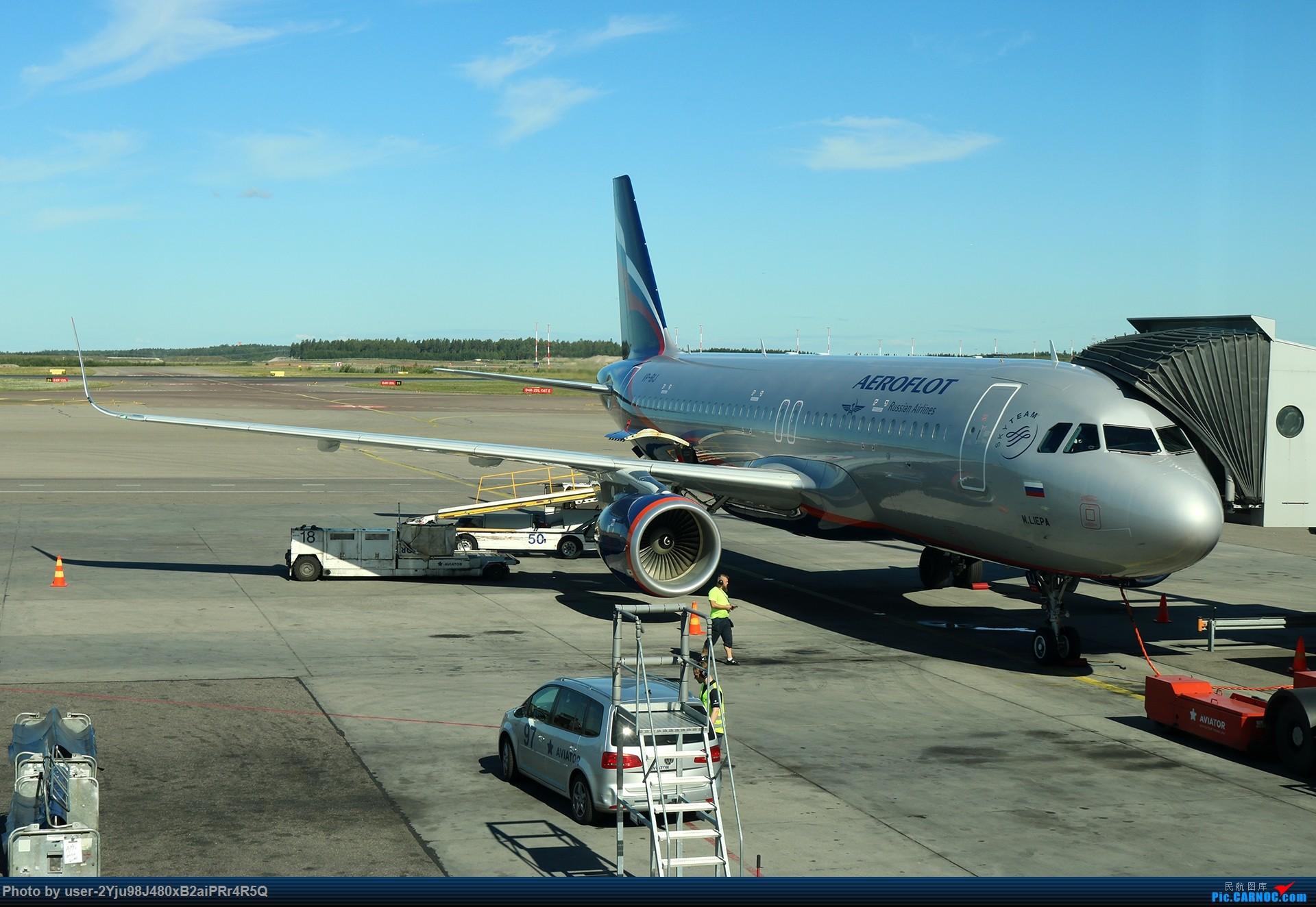 Re:[原创]LIULIU|一天两种机型三个国家四段航线五座城市的回家之路|西伯利亚上空的星光 AIRBUS A320-214(SL) VP-BIJ 芬兰赫尔辛基-万塔机场