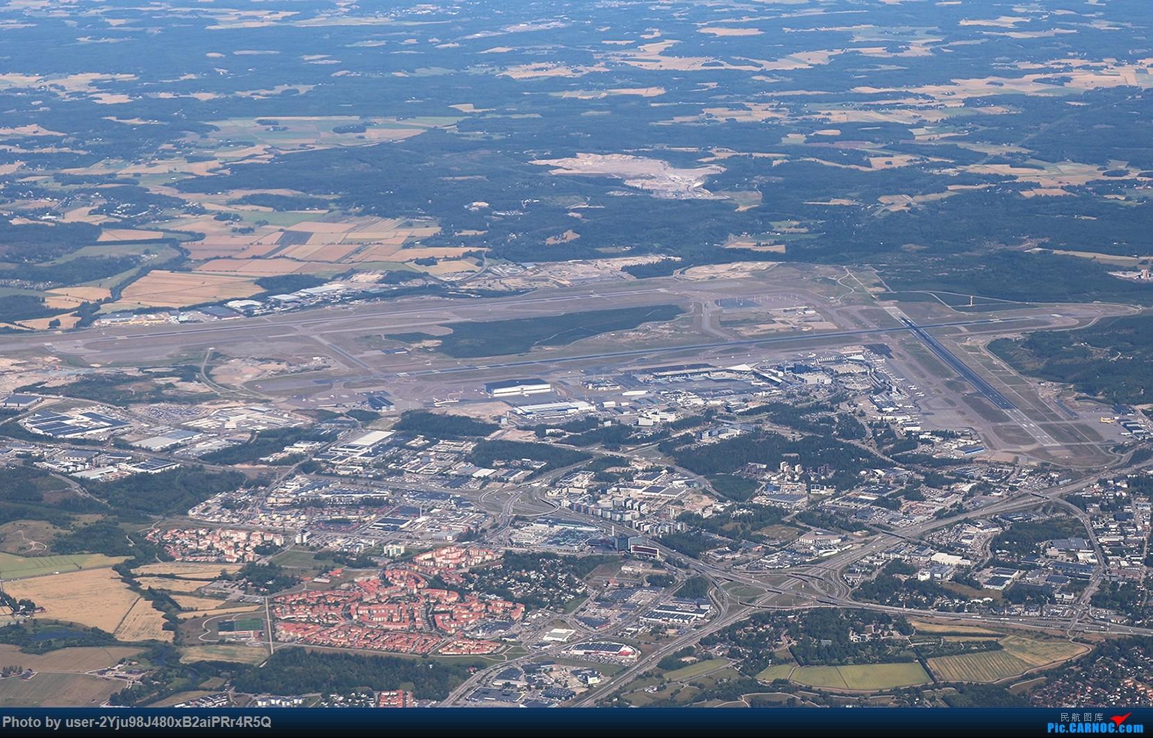 Re:[原创]LIULIU|一天两种机型三个国家四段航线五座城市的回家之路|西伯利亚上空的星光    芬兰赫尔辛基-万塔机场