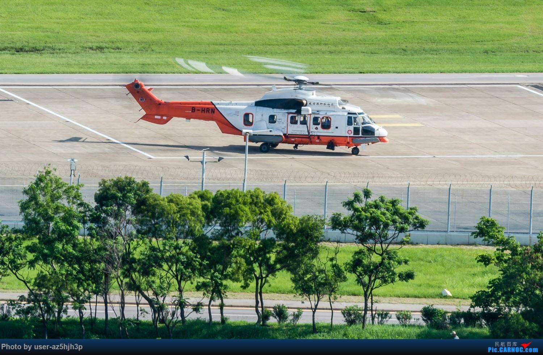Re:[原创]沙螺湾拍飞机起飞(香港) 直升机 B-HRN 沙螺湾