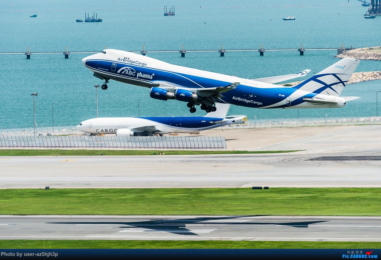 Re:[原创]沙螺湾拍飞机起飞(香港) BOEING 747-400F VO-BHE 香港沙螺湾