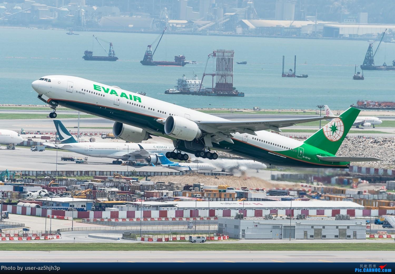 Re:[原创]沙螺湾拍飞机起飞(香港) BOEING 777-300ER B-16740 香港沙螺湾