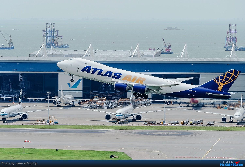 Re:[原创]沙螺湾拍飞机起飞(香港) BOEING 747-8 N854GT 香港沙螺湾