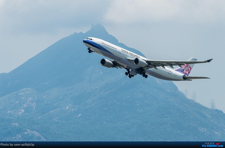 Re:[原创]沙螺湾拍飞机起飞(香港) AIRBUS A330-300 B-18309 香港沙螺湾